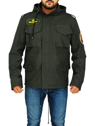 Taxi Driver Army Green Travis Bickle Jacket