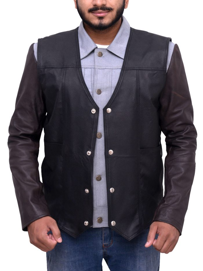 The Walking Dead Daryl Dixon Jacket or Vest For Men