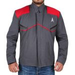 Zachary Quinto Star Trek Beyond Jacket For Men