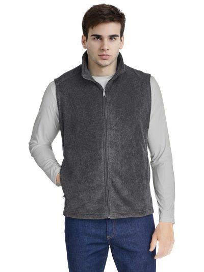 Men's Steens Mountain Vest Outerwear Fleece