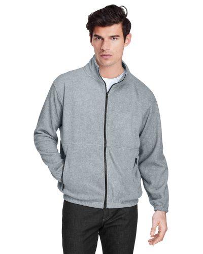 Men's Iceberg Fleece Full-Zip Winter Jacket