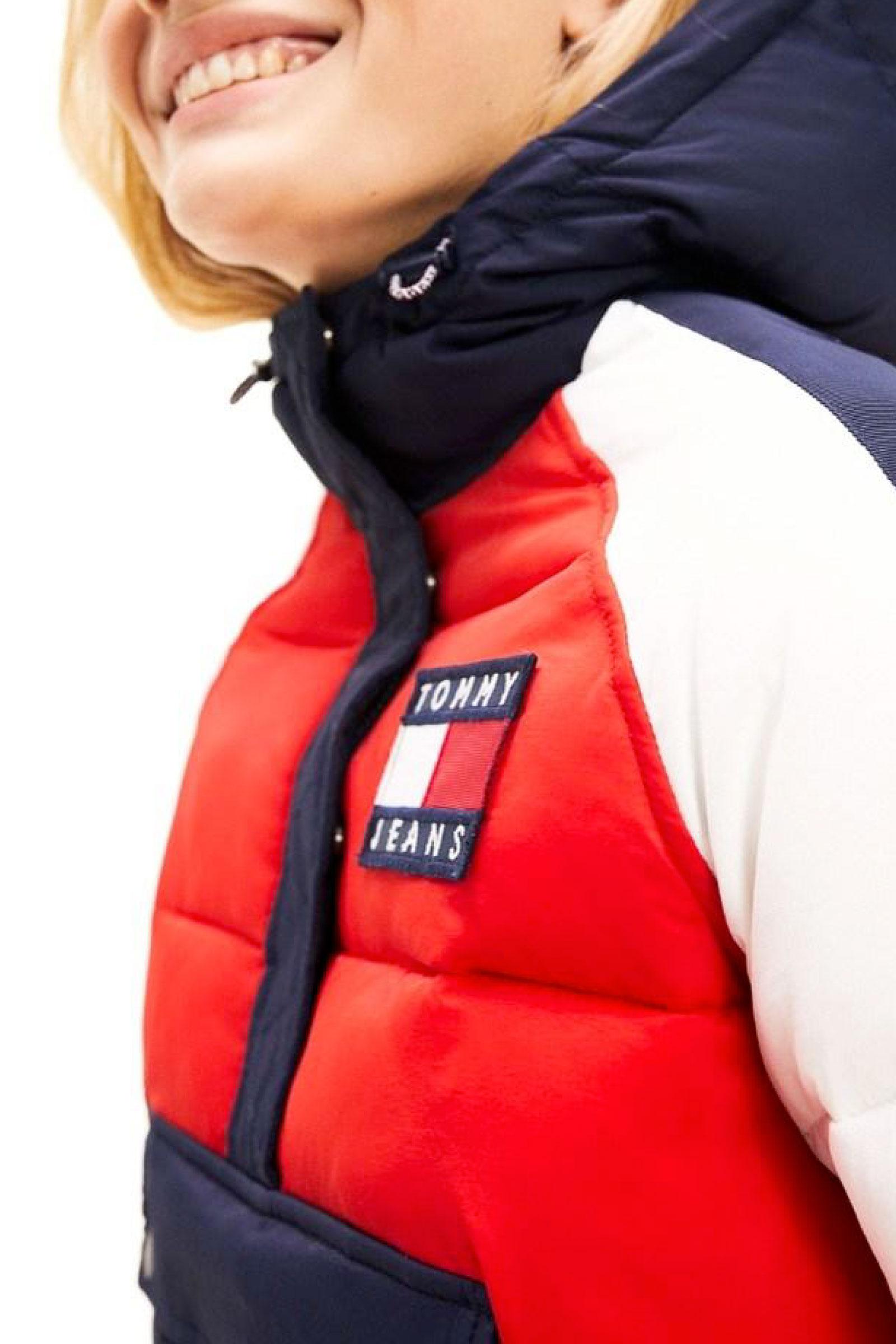 TOMMY JEANS Women's Jacket TOMMY JEANS | Jacket | DW0DW07366CBK