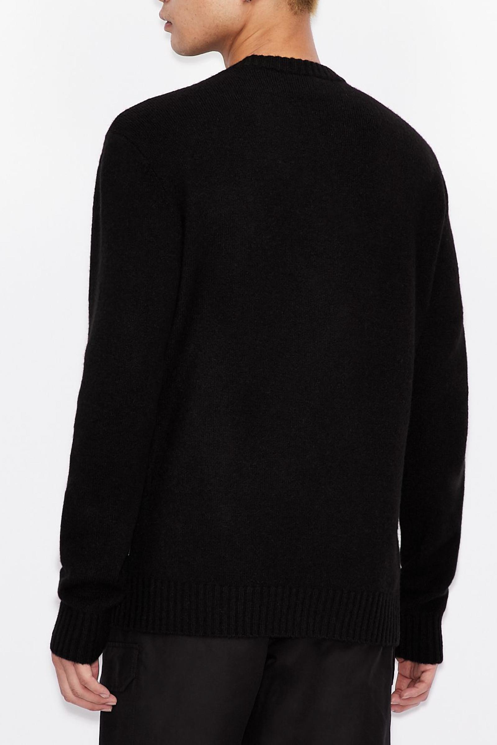 ARMANI EXCHANGE Men's Sweater ARMANI EXCHANGE | Mesh | 6HZM1H ZMN8Z7241