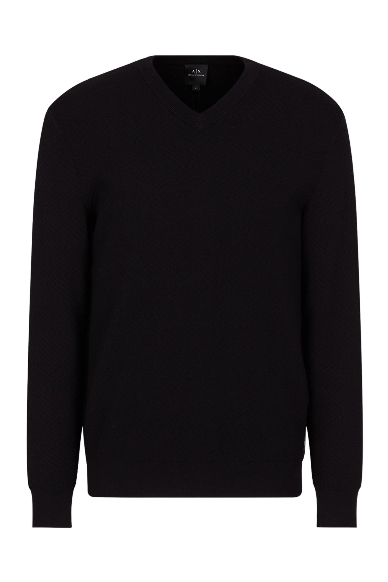 ARMANI EXCHANGE Men's Sweater ARMANI EXCHANGE | Mesh | 6HZM1X ZMU8Z1200
