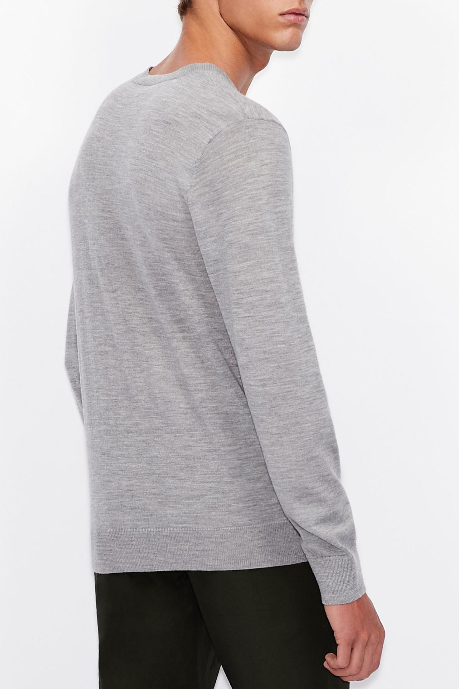 ARMANI EXCHANGE Men's Sweater ARMANI EXCHANGE   Mesh   8NZM3G ZM8AZ3901