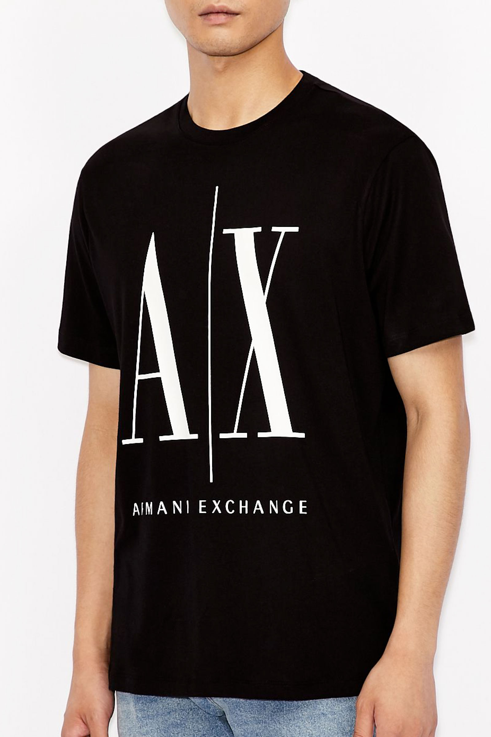 ARMANI EXCHANGE Men's T-Shirt ARMANI EXCHANGE | T-Shirt | 8NZTPA ZJH4Z1200
