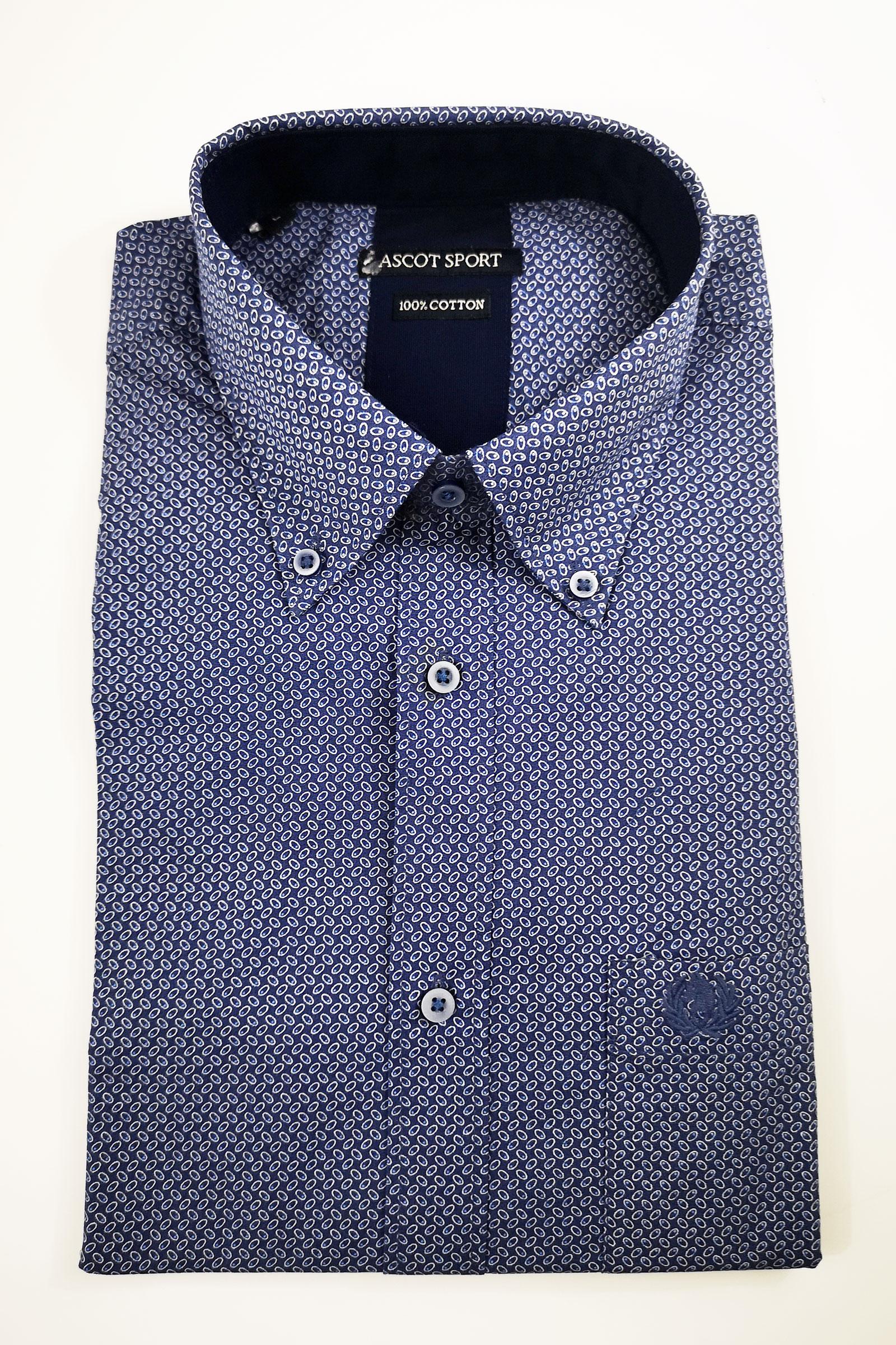 ASCOT Men's Shirt ASCOT   Shirt   15869-20403