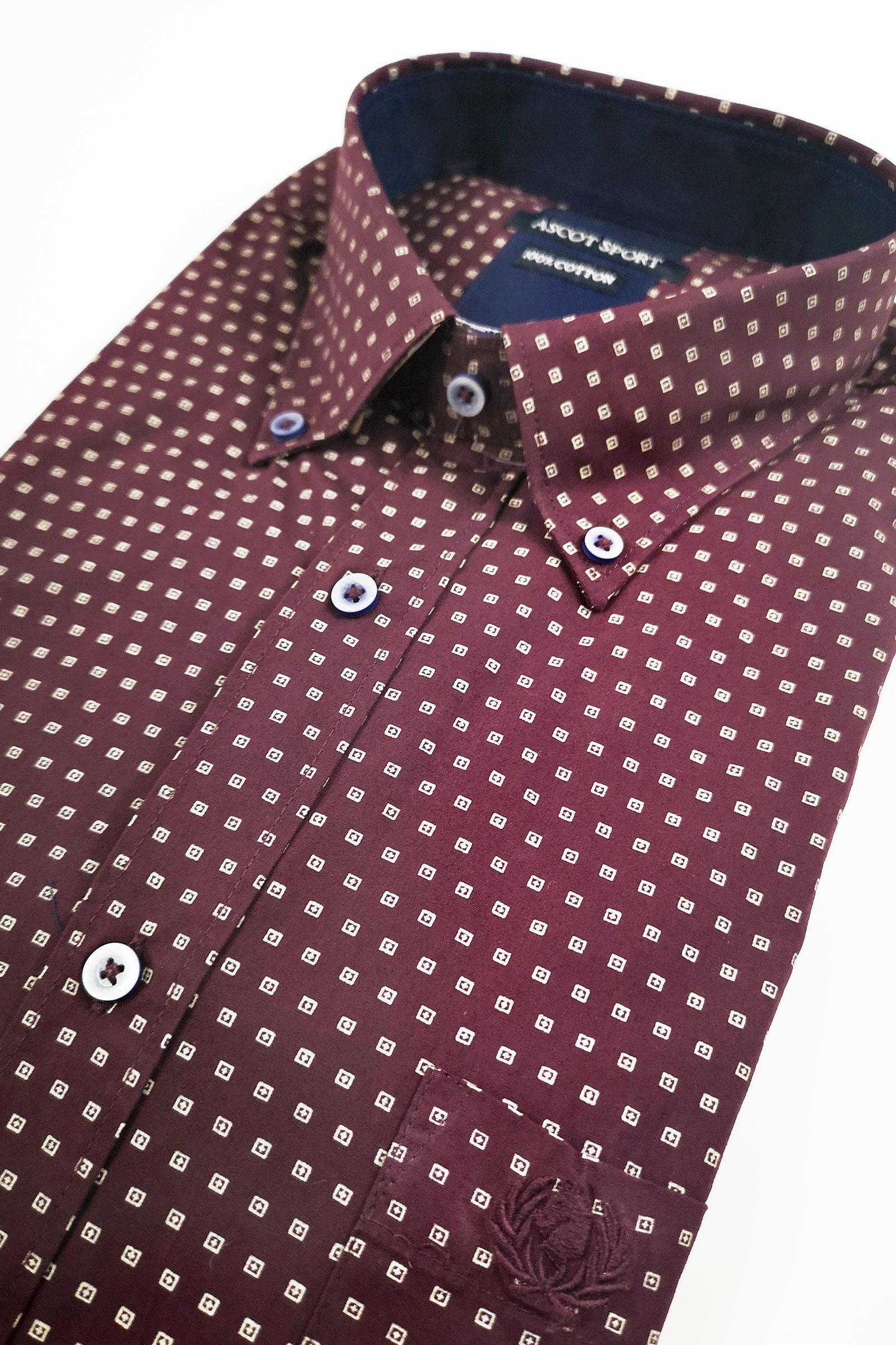 ASCOT Men's Shirt ASCOT | Shirt | 15869-20418
