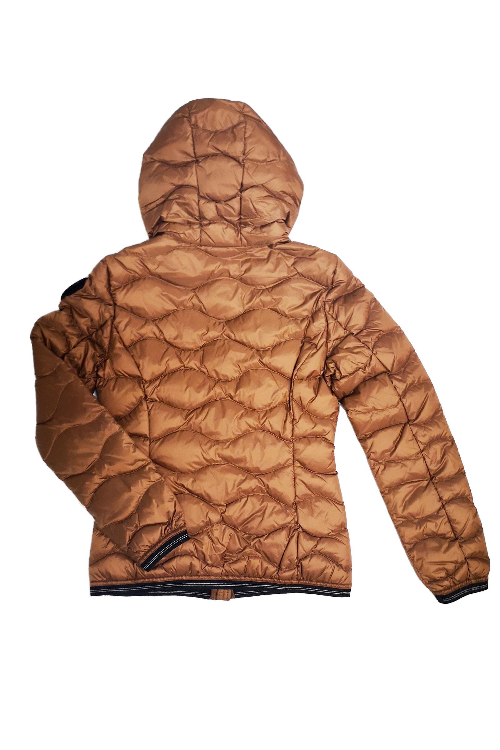 BLAUER Jacket Onde Woman Mod. Melissa Piuma BLAUER | Jacket | BLDC03569 A04938351