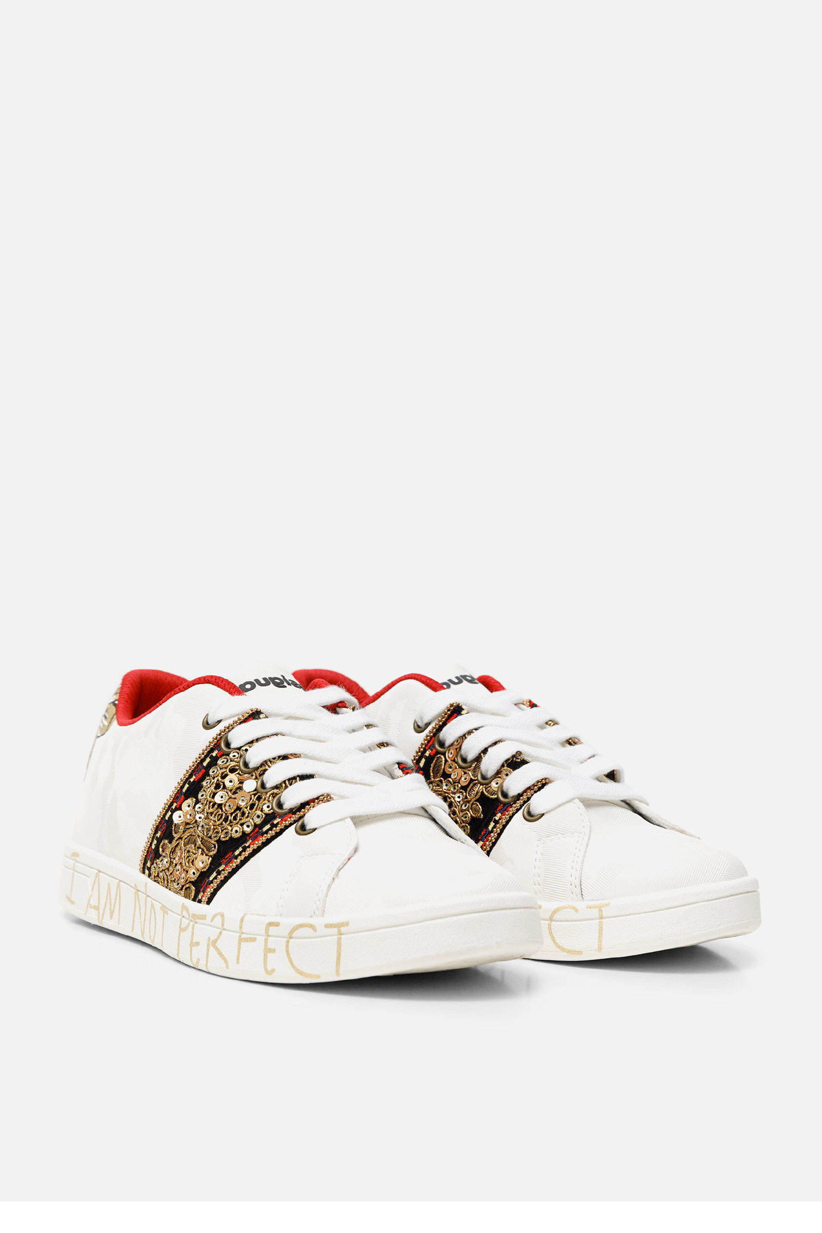 DESIGUAL women's shoes COSMIC INDIA model DESIGUAL | Shoes | 20WSKP031000