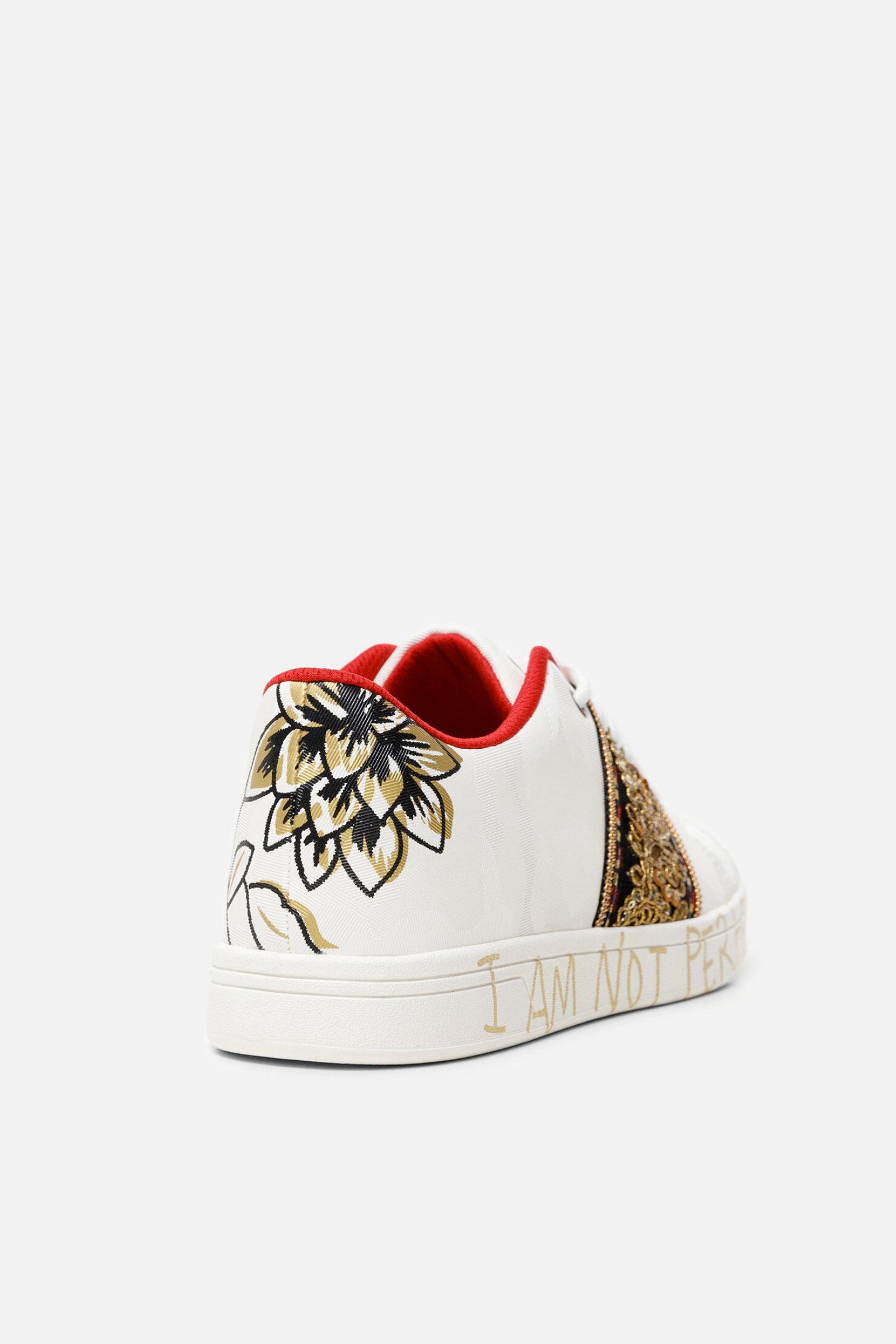 DESIGUAL scarpe Donna modello COSMIC INDIA DESIGUAL | Scarpe | 20WSKP031000