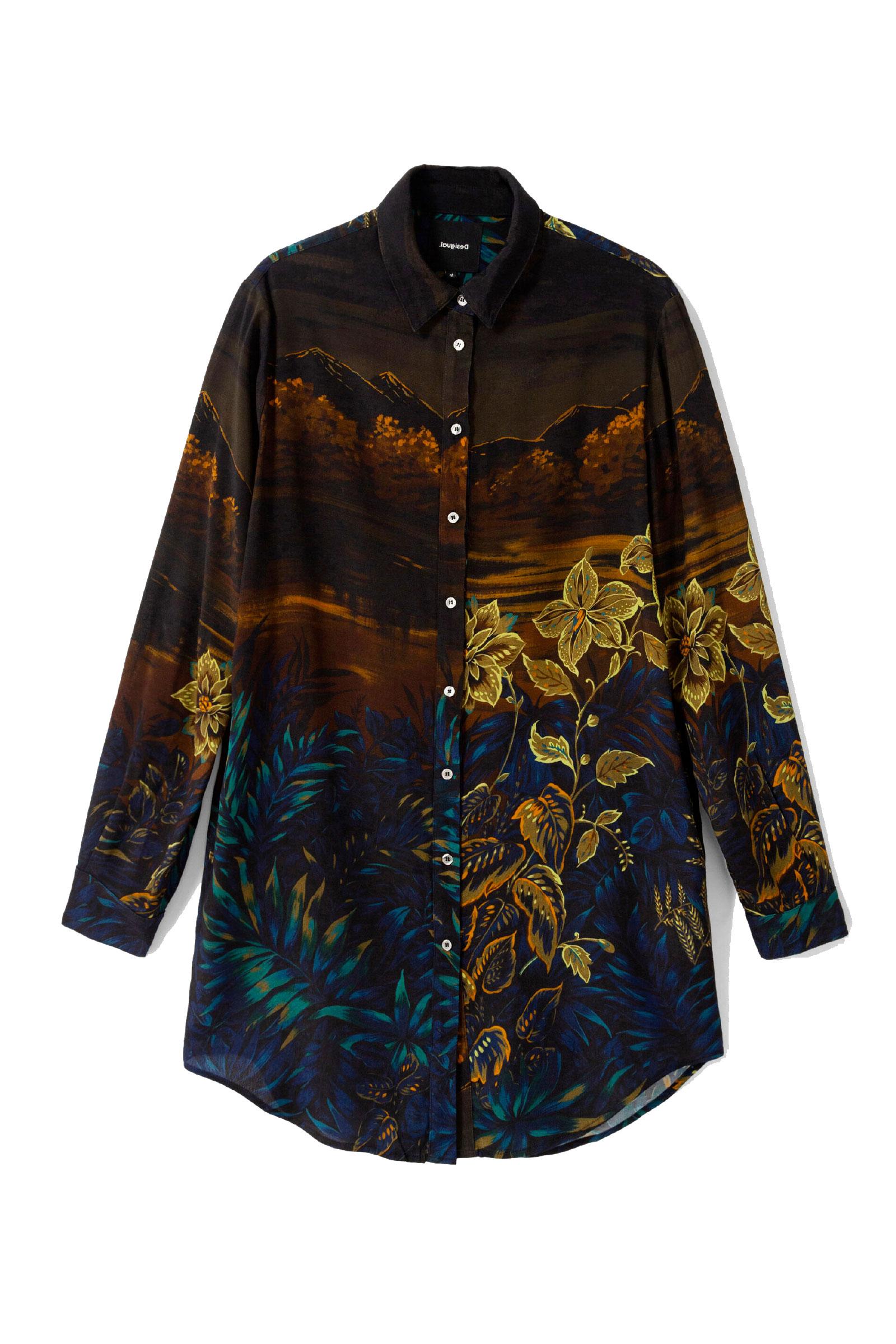 DESIGUAL Camicia Donna Modello RIN DESIGUAL   Camicia   20WWCW052000