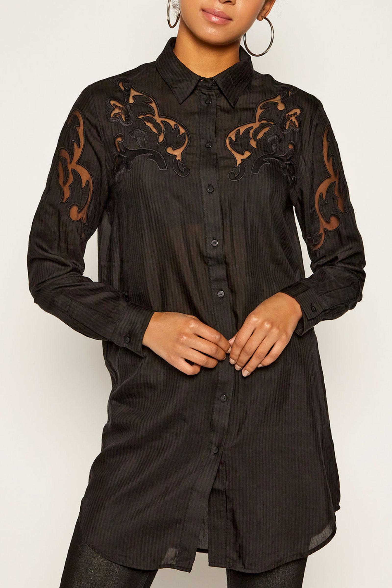 DESIGUAL Camicia Donna Modello VOLGA DESIGUAL | Camicia | 20WWCW172000