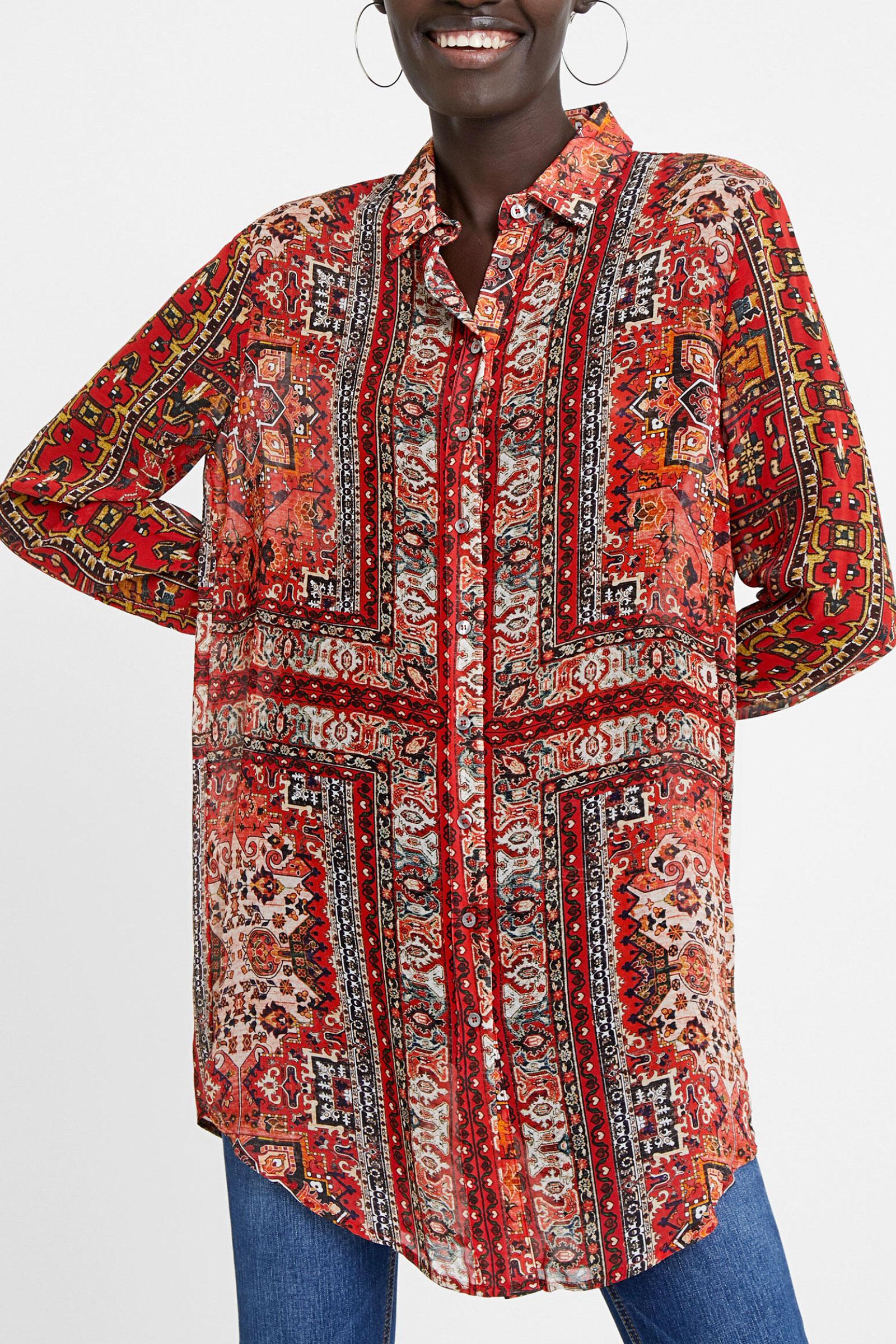 DESIGUAL Camicia Donna Modello LUANA DESIGUAL | Camicia | 20WWCW773007