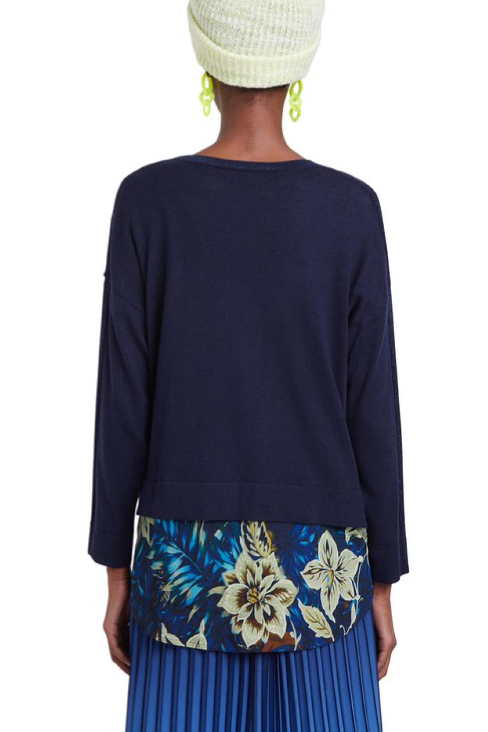 DESIGUAL Pullover Woman Model LUCERNA DESIGUAL |  | 20WWJF845000