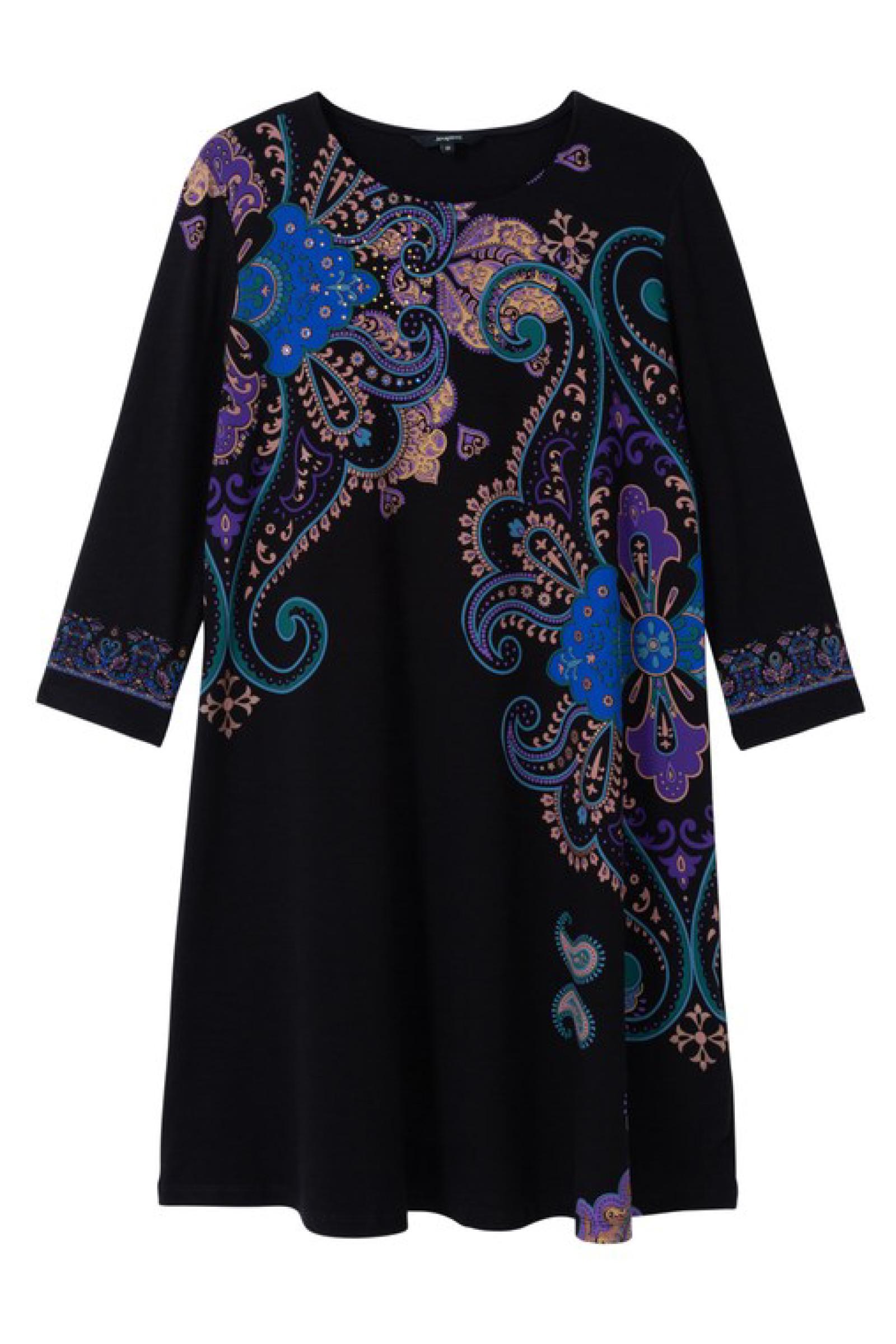 DESIGUAL Woman Dress Model WASHINGTON DESIGUAL   Dress   20WWVK902000