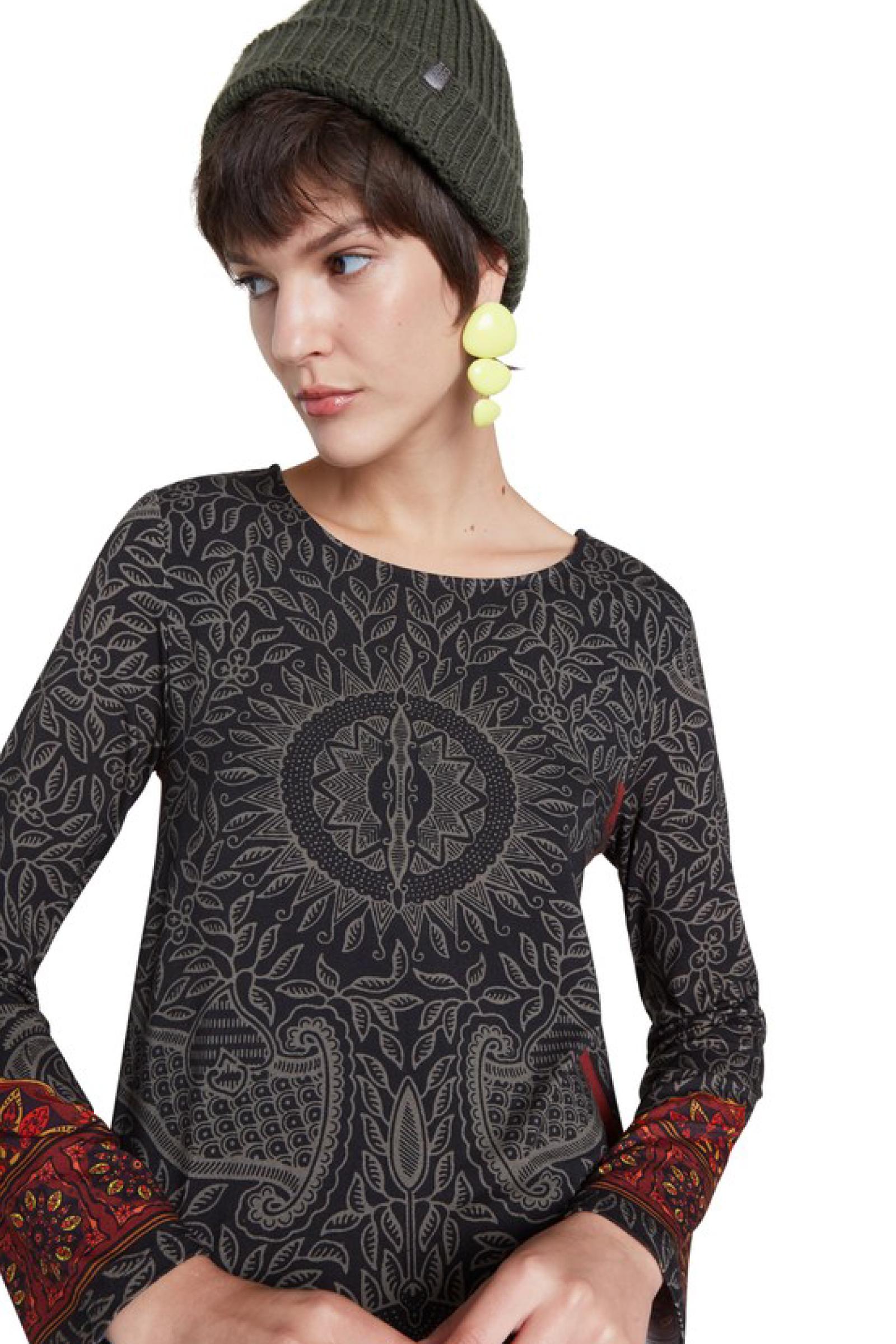 DESIGUAL Dress Woman Model NAGOYA DESIGUAL   Dress   20WWVKA42000
