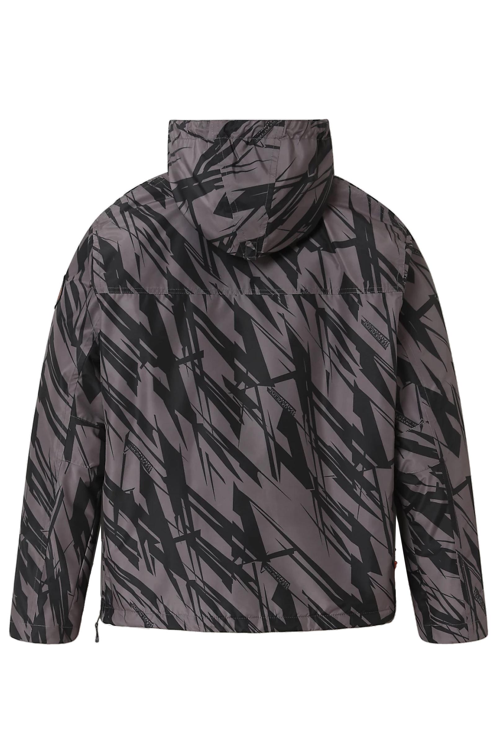 NAPAPIJRI Men's Rainforest Poket Print Jacket NAPAPIJRI | Jacket | NP0A4EGWF1J1