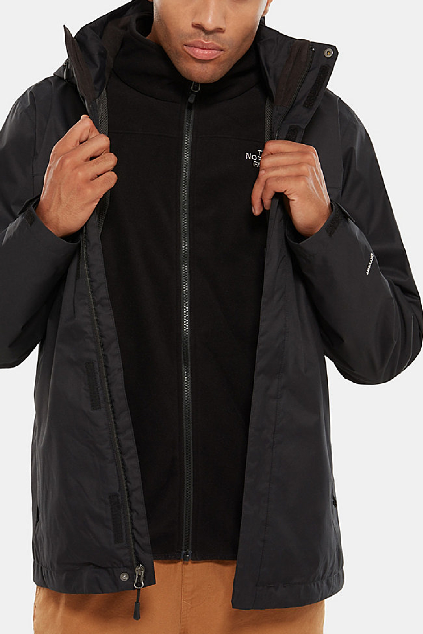 THE NORTH FACE Man Jacket Evolve II Triclimate® model THE NORTH FACE | Jacket | CG55JK3