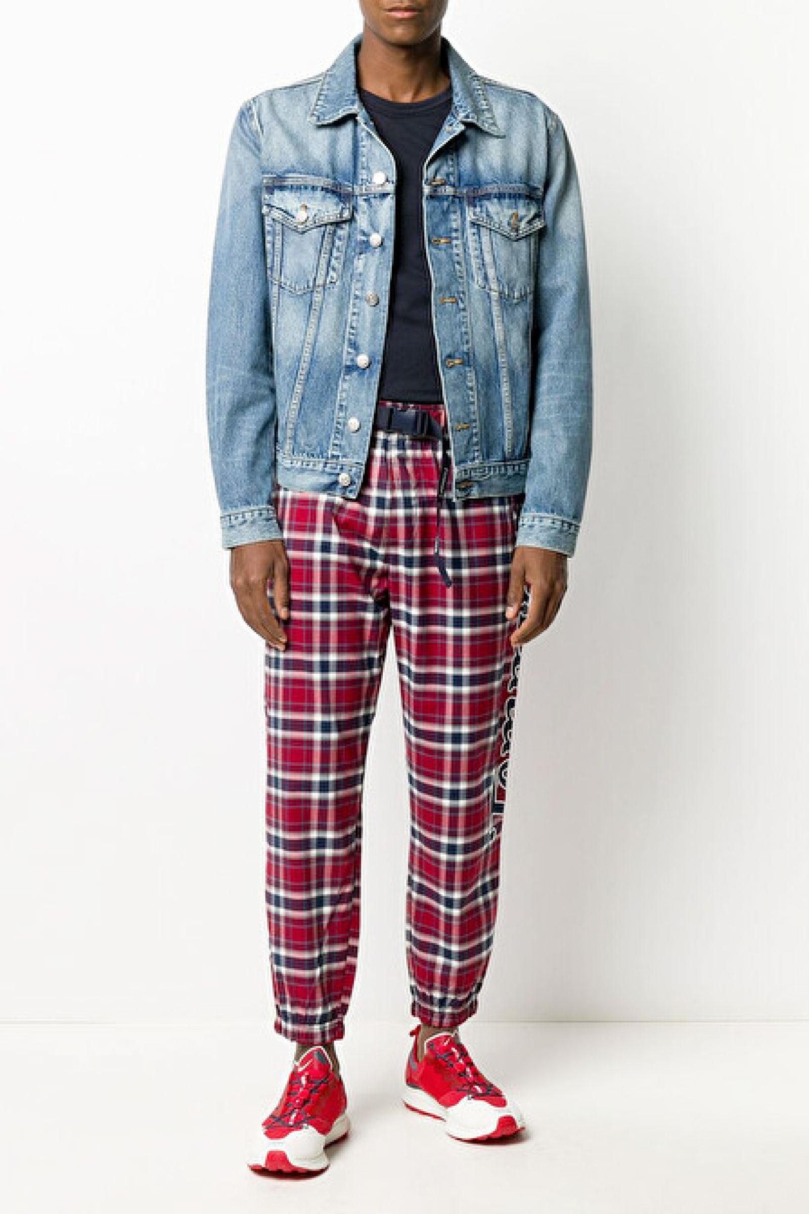 TOMMY JEANS Men's trousers TOMMY JEANS | Trousers | DM0DM08370XLK