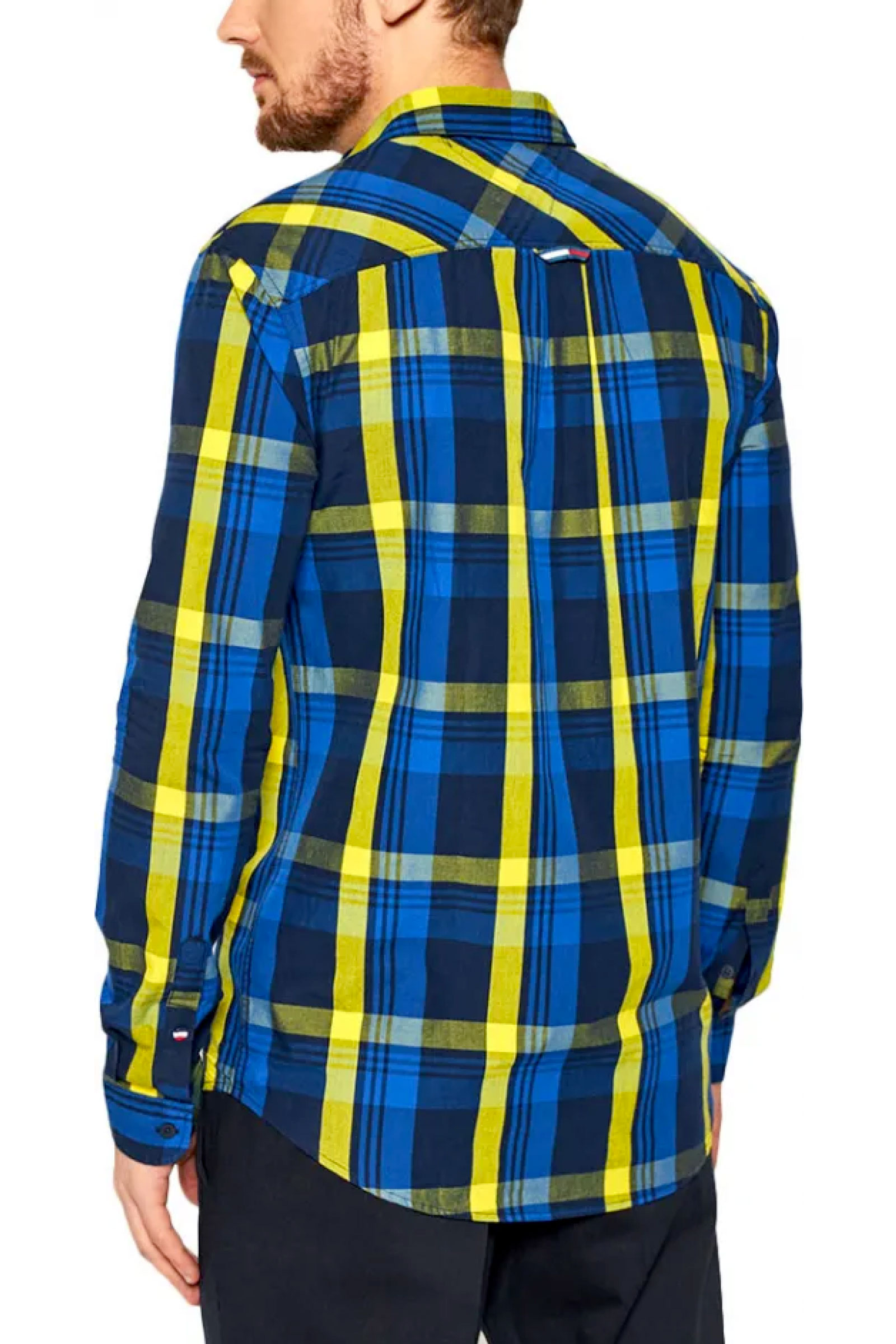 TOMMY JEANS Men's Shirt TOMMY JEANS | Shirt | DM0DM08785C63
