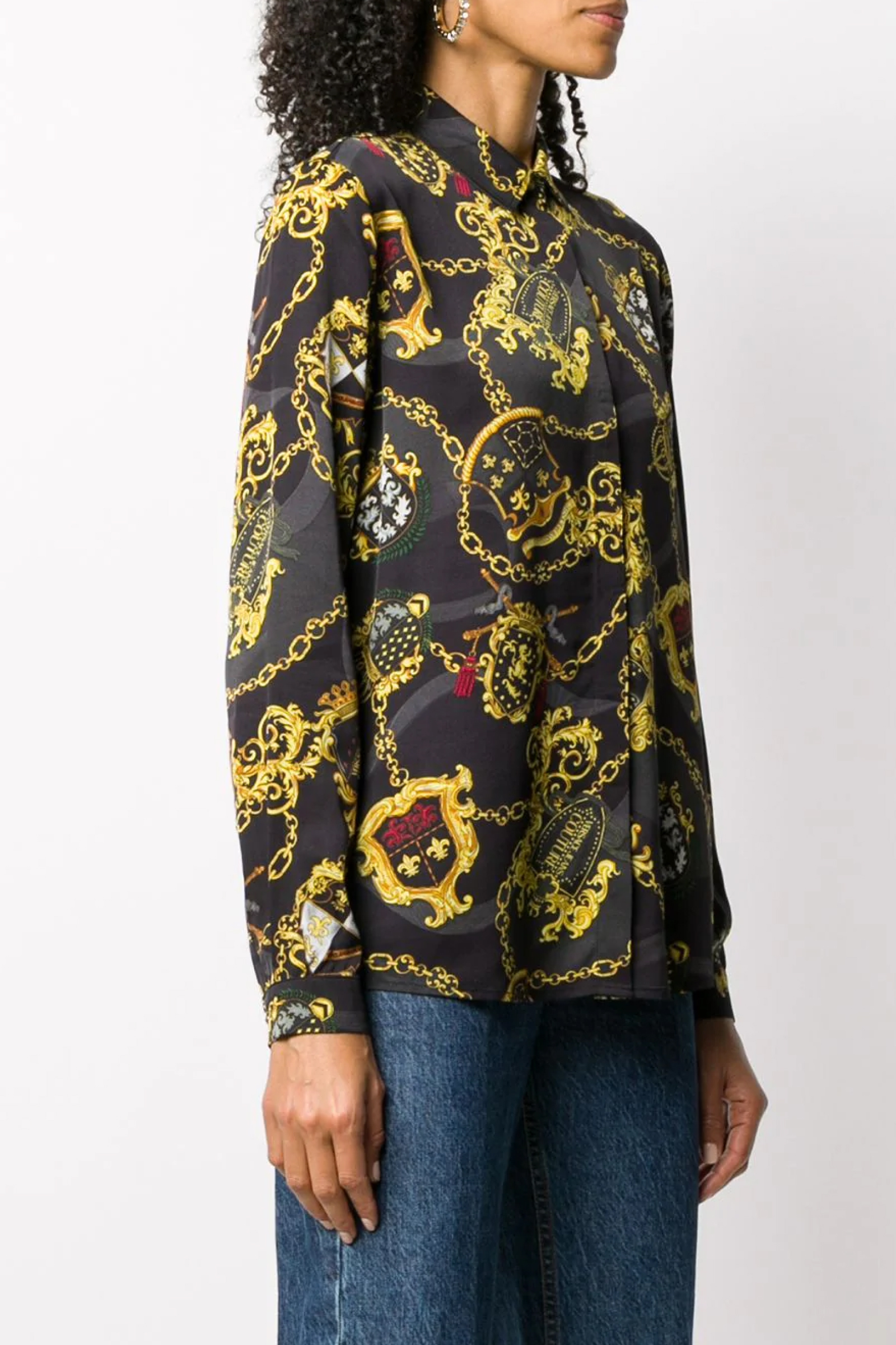 VERSACE JEANS COUTURE Shirt Woman VERSACE JEANS COUTURE | Shirt | B0HZB602.S0931899 ZDM201