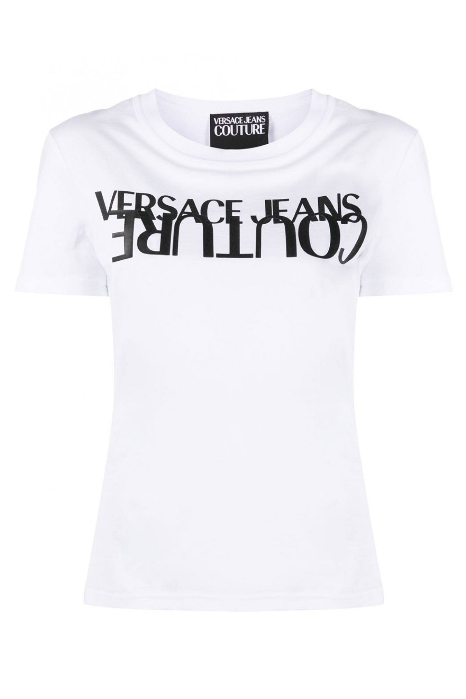 VERSACE JEANS COUTURE VERSACE JEANS COUTURE | T-Shirt | B2HZA7KB.30327003 ZDP608