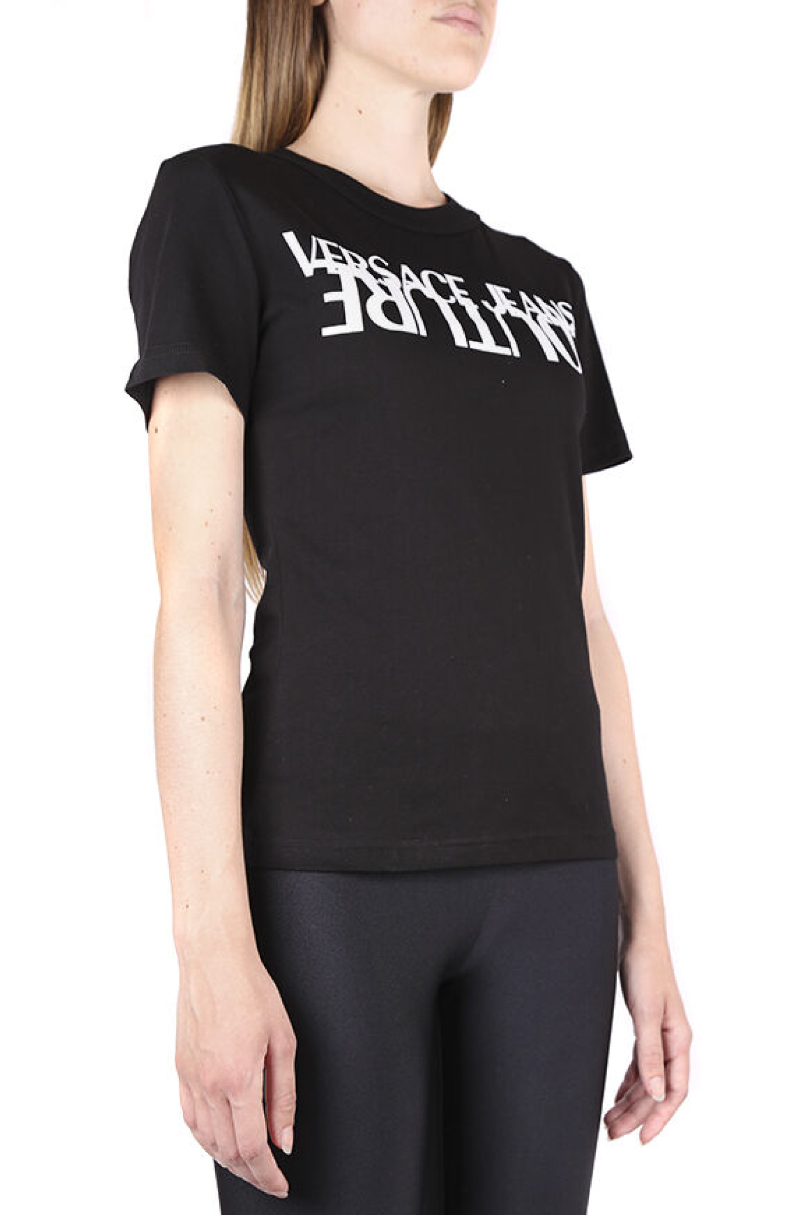 VERSACE JEANS COUTURE Women's T-Shirt VERSACE JEANS COUTURE | T-Shirt | B2HZA7KB.30327899 ZDP608