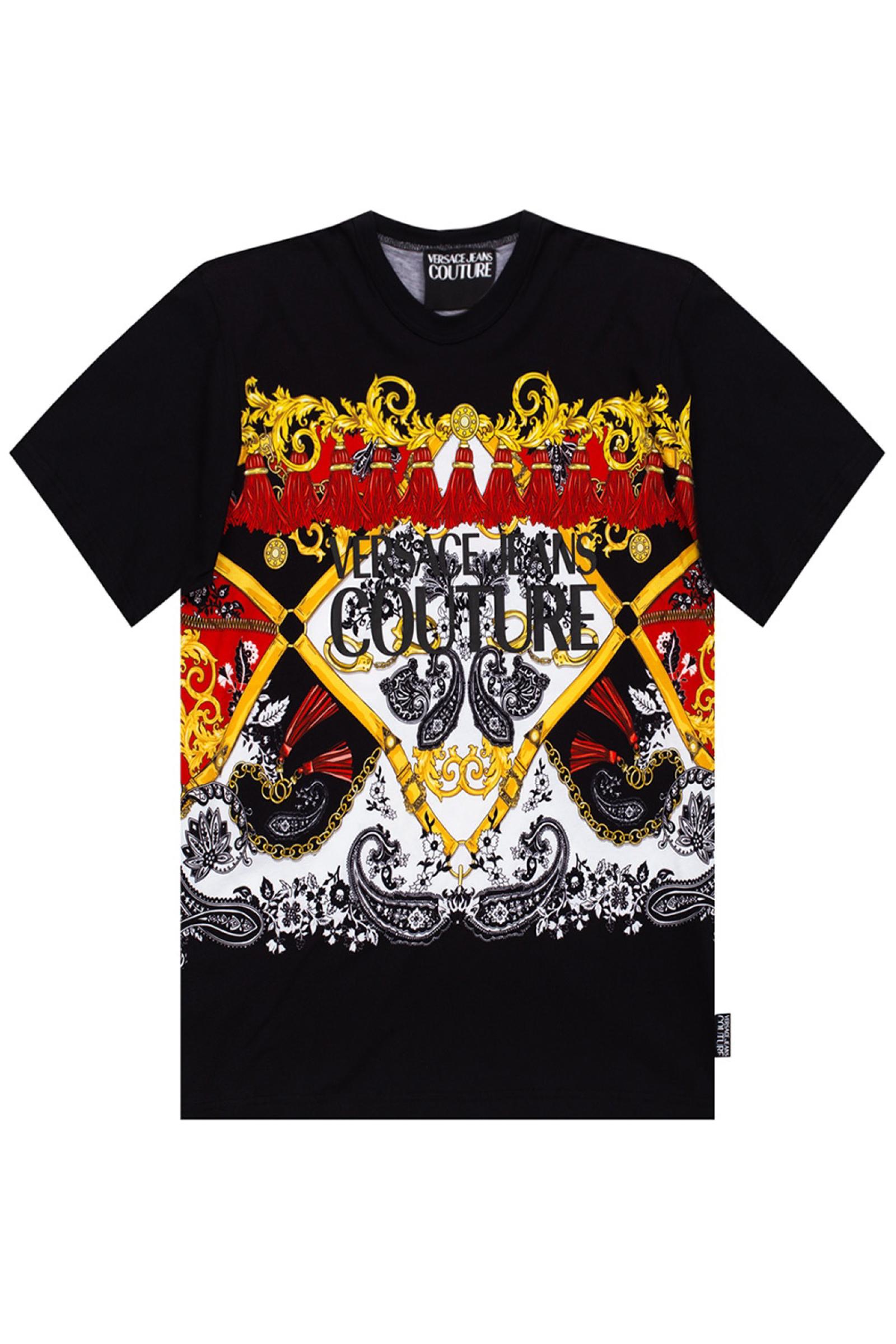 VERSACE JEANS COUTURE VERSACE JEANS COUTURE   T-Shirt   B3GZA7KA.30327899 ZUP601