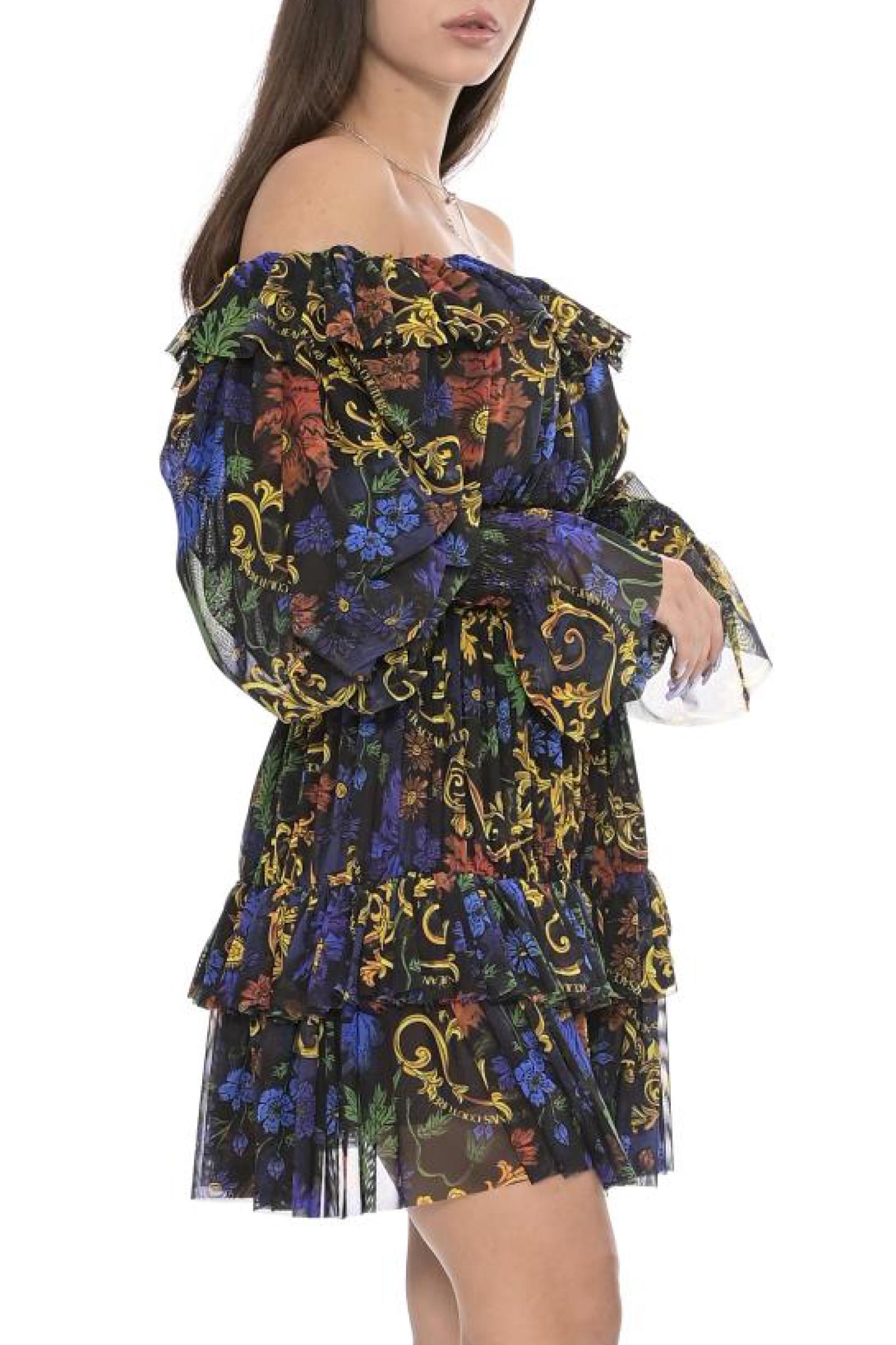 VERSACE JEANS COUTURE Woman Dress VERSACE JEANS COUTURE | Dress | D2HZB400.S0864983 ZDM900