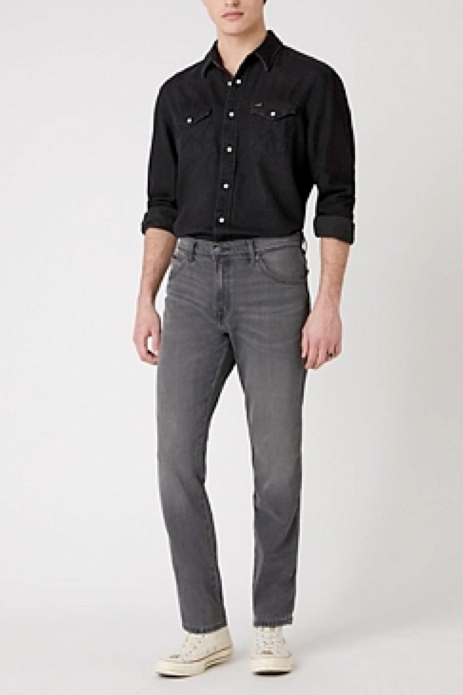 WRANGLER Men's Jeans TEXAS SLIM WRANGLER | Jeans | W12SZ368T