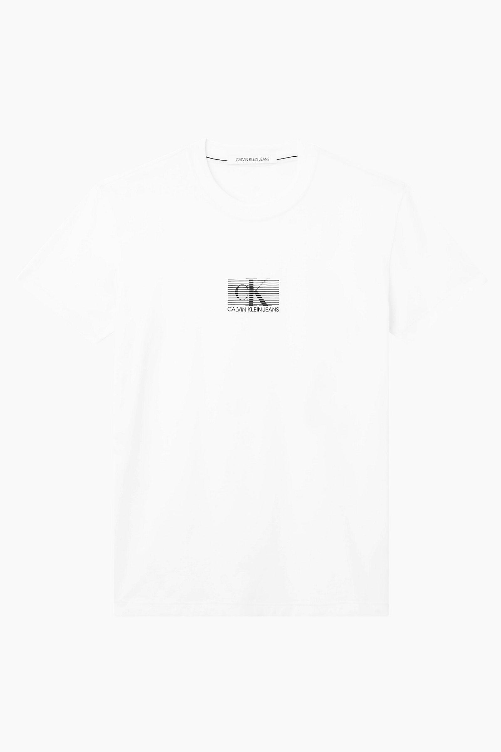 CALVIN KLEIN JEANS   T-Shirt   J30J318201YAF
