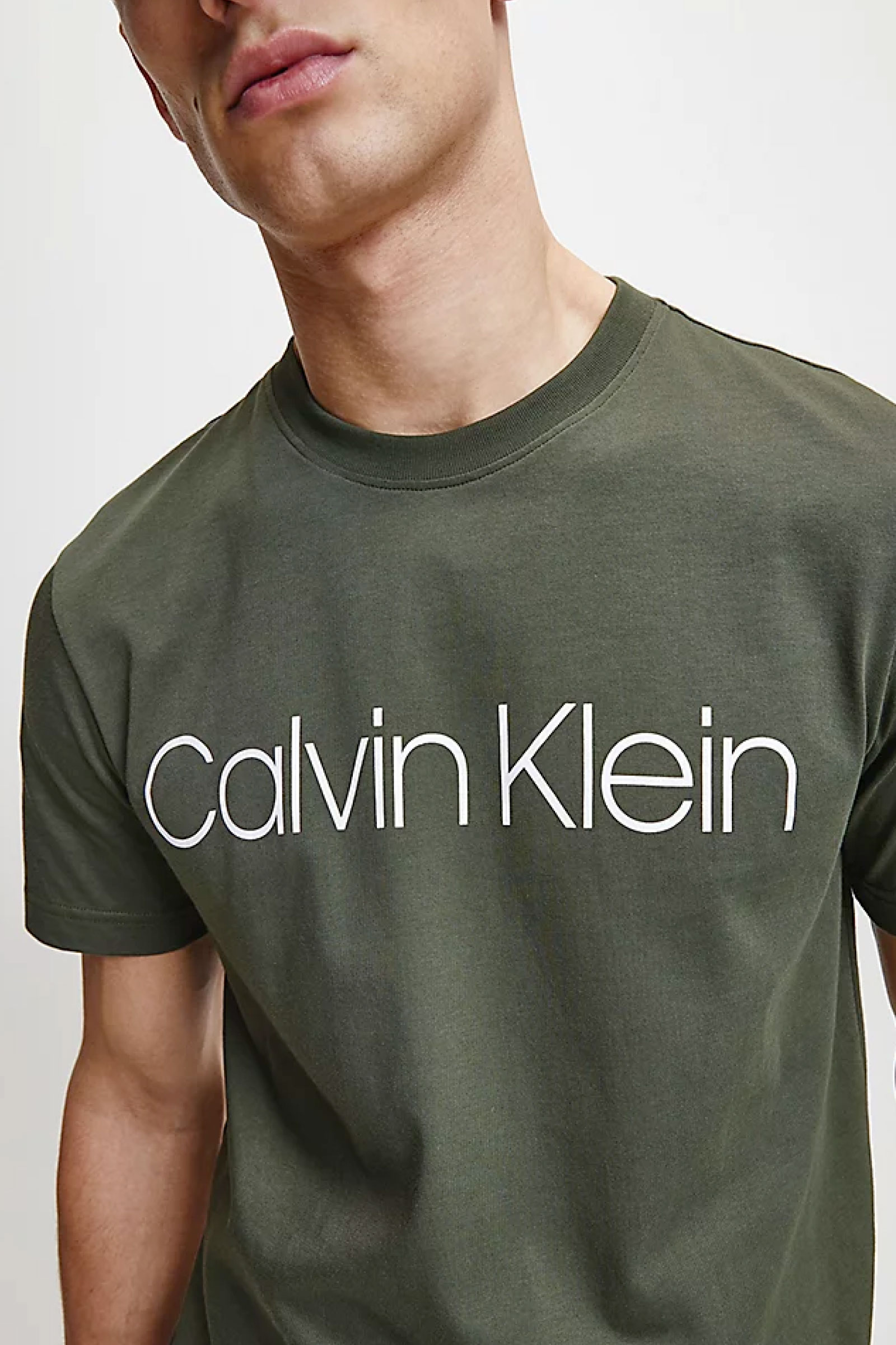 T-Shirt Uomo CALVIN KLEIN   T-Shirt   K10K103078MRZ