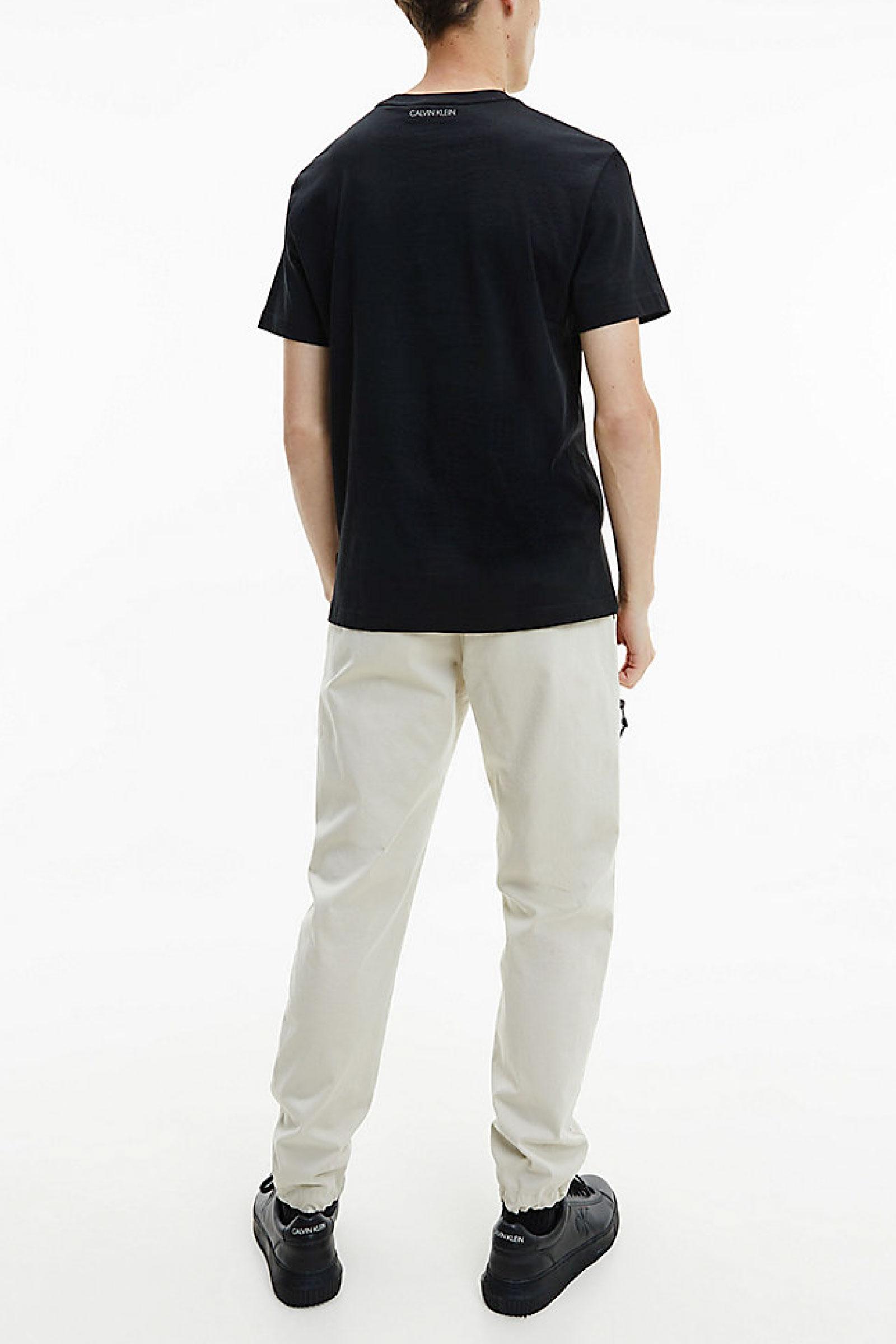 T-Shirt Uomo CALVIN KLEIN   T-Shirt   K10K107256BEH
