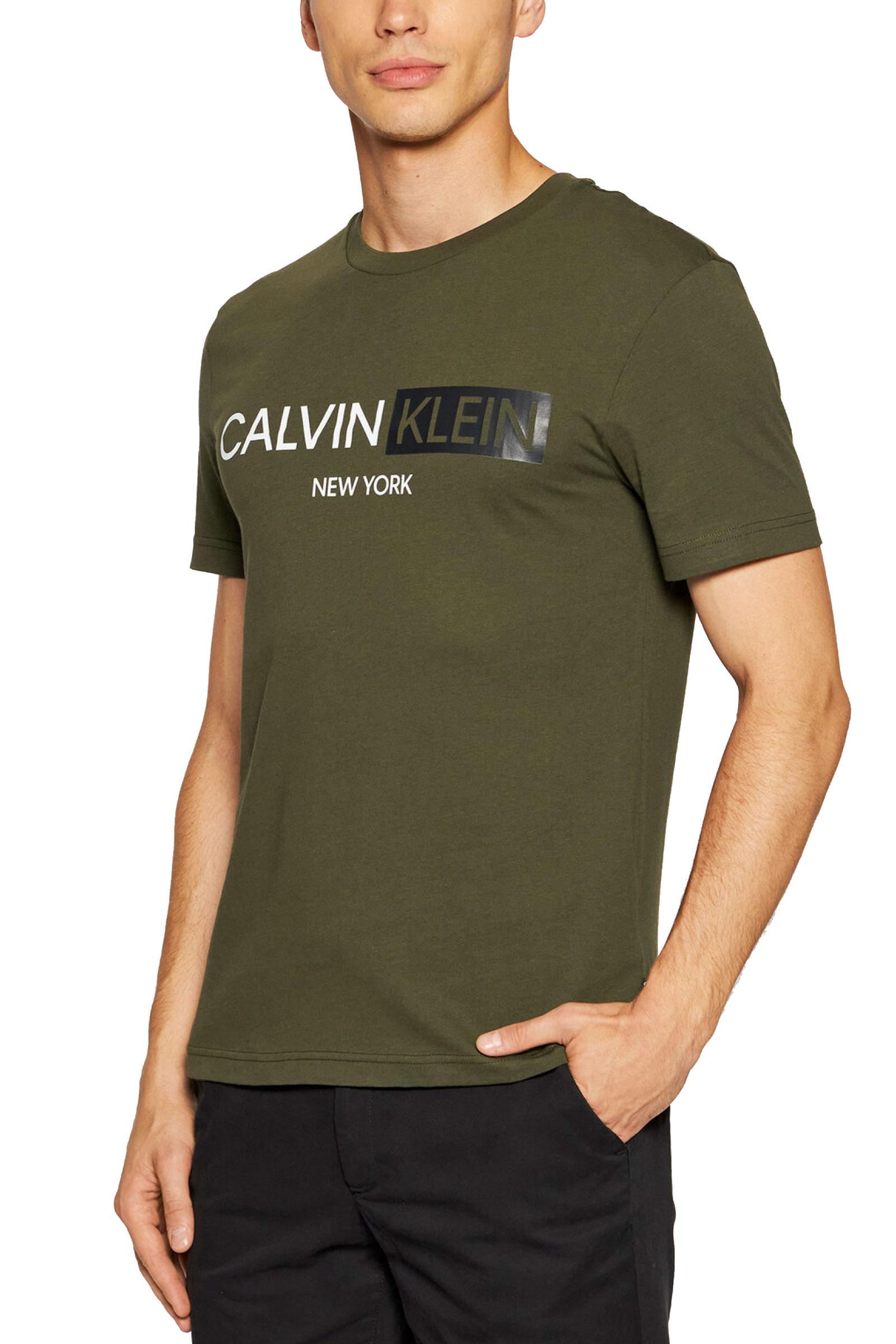 T-Shirt Uomo CALVIN KLEIN   T-Shirt   K10K107256MRZ