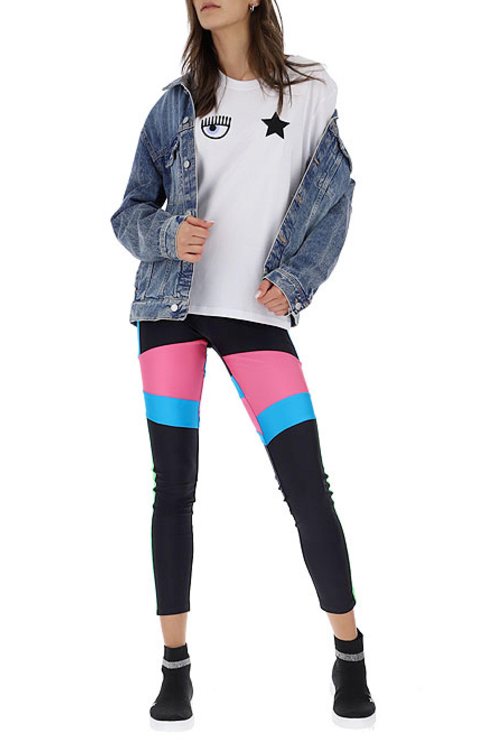 Leggings Donna CHIARA FERRAGNI   Leggings   71CBC106 N0008899