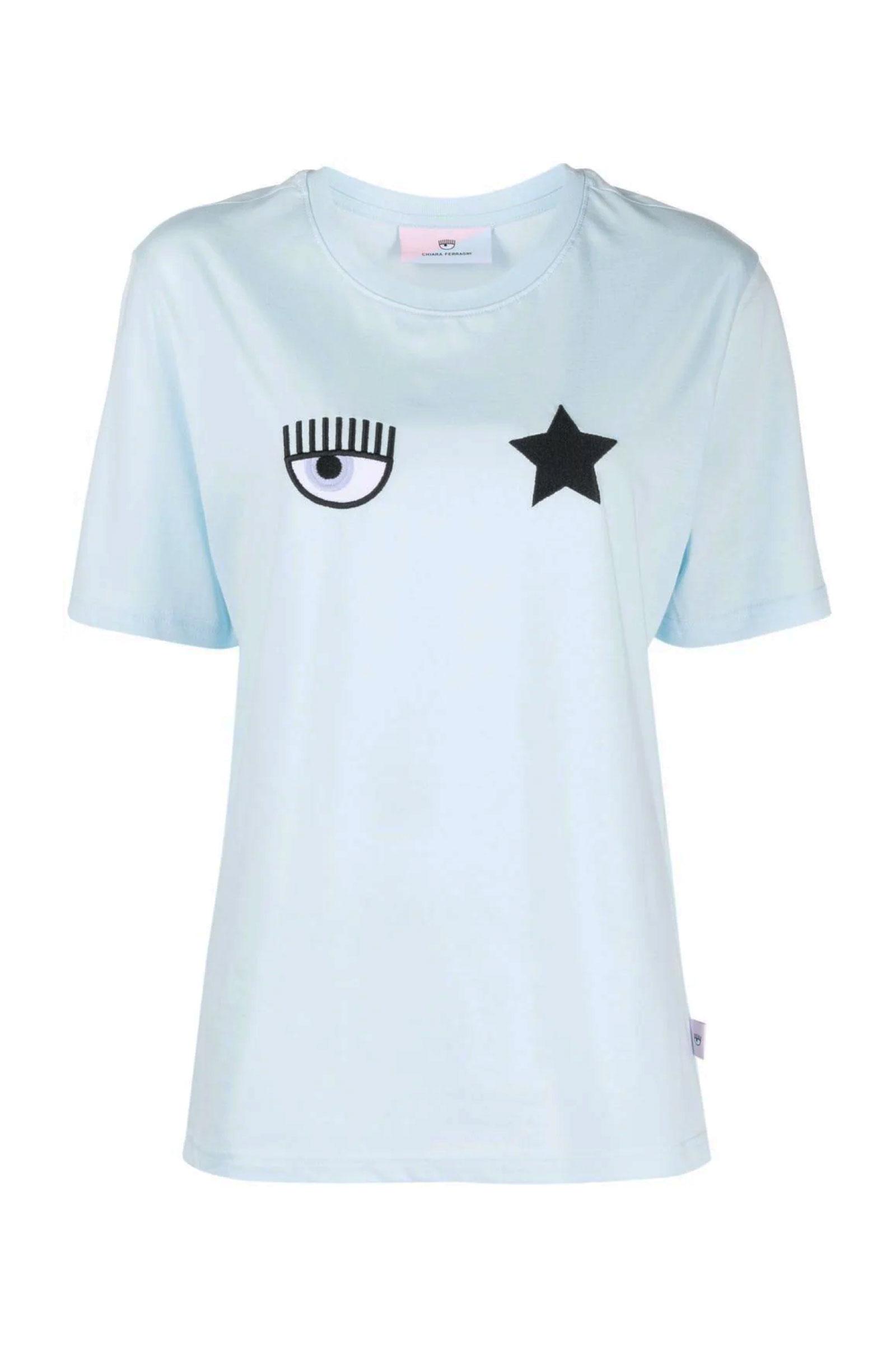 CHIARA FERRAGNI   T-Shirt   71CBHT01 CJC0T216