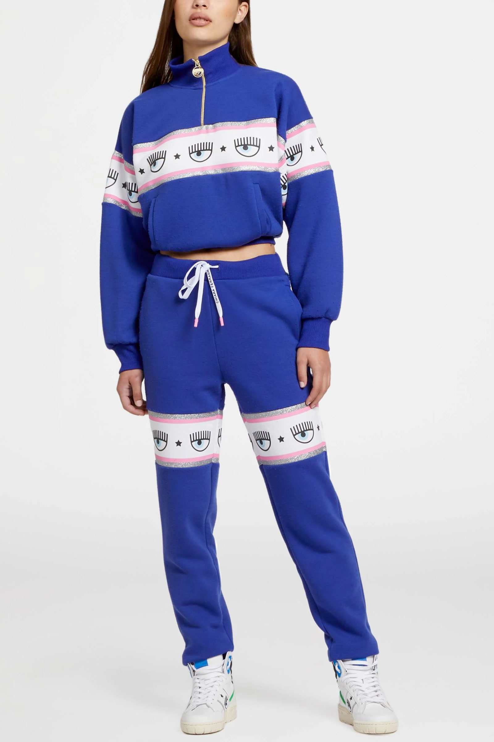 CHIARA FERRAGNI | Sweatshirt | 71CBIF02.