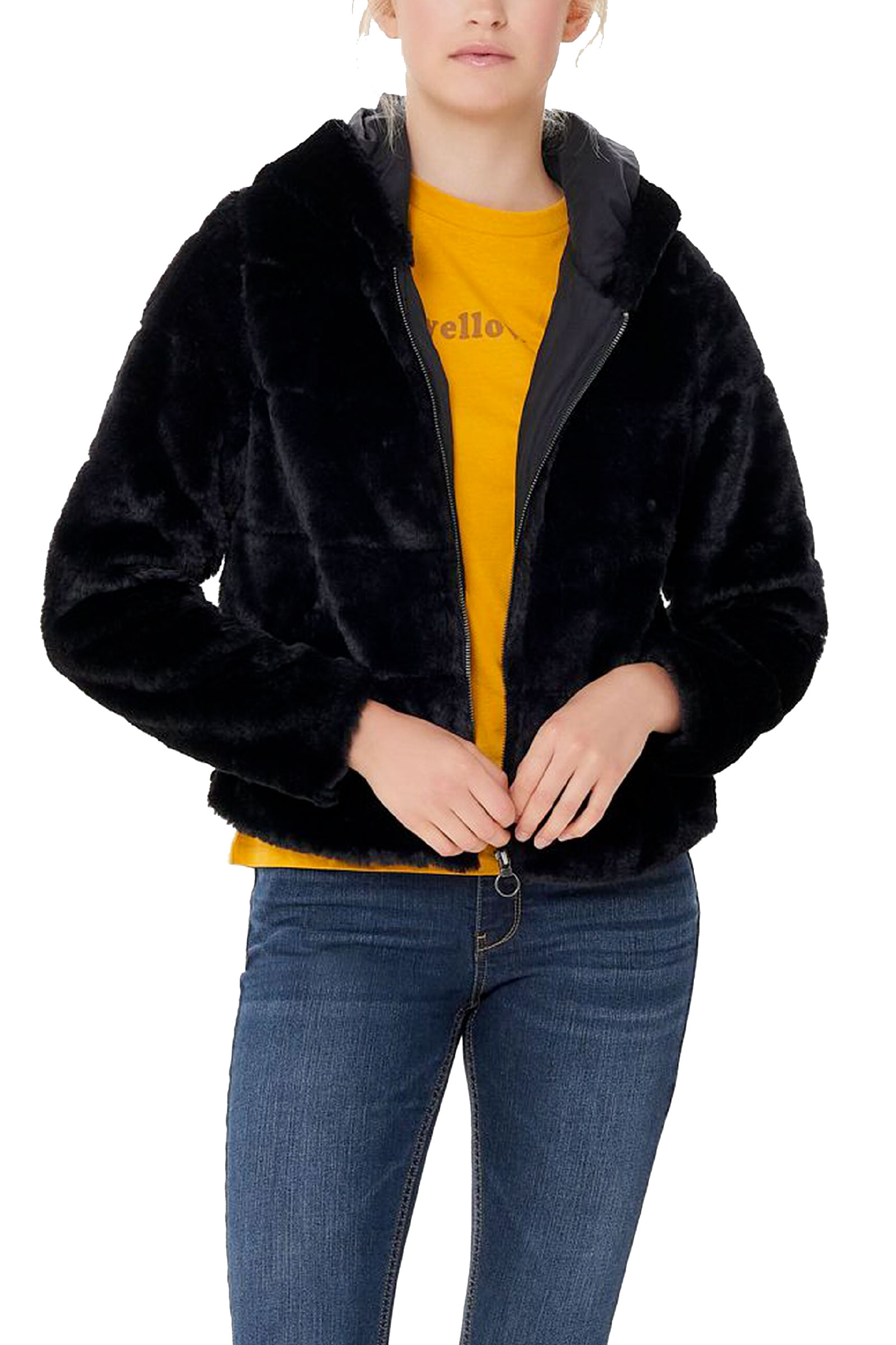 Giacca Donna Modello  ONLY   Jacket   15156560Black