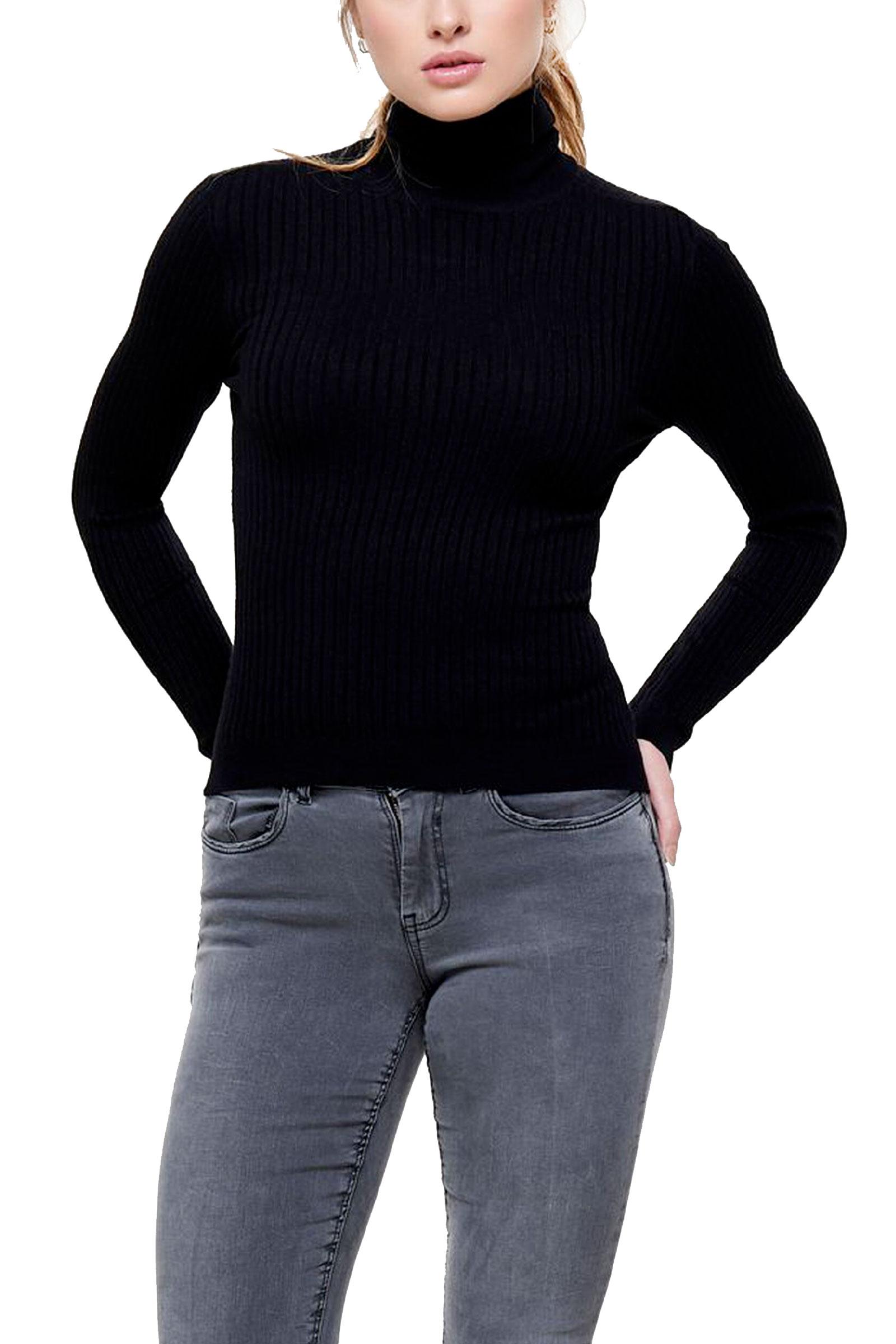 Maglia Donna Modello Karol ONLY   Maglia   15165075Black