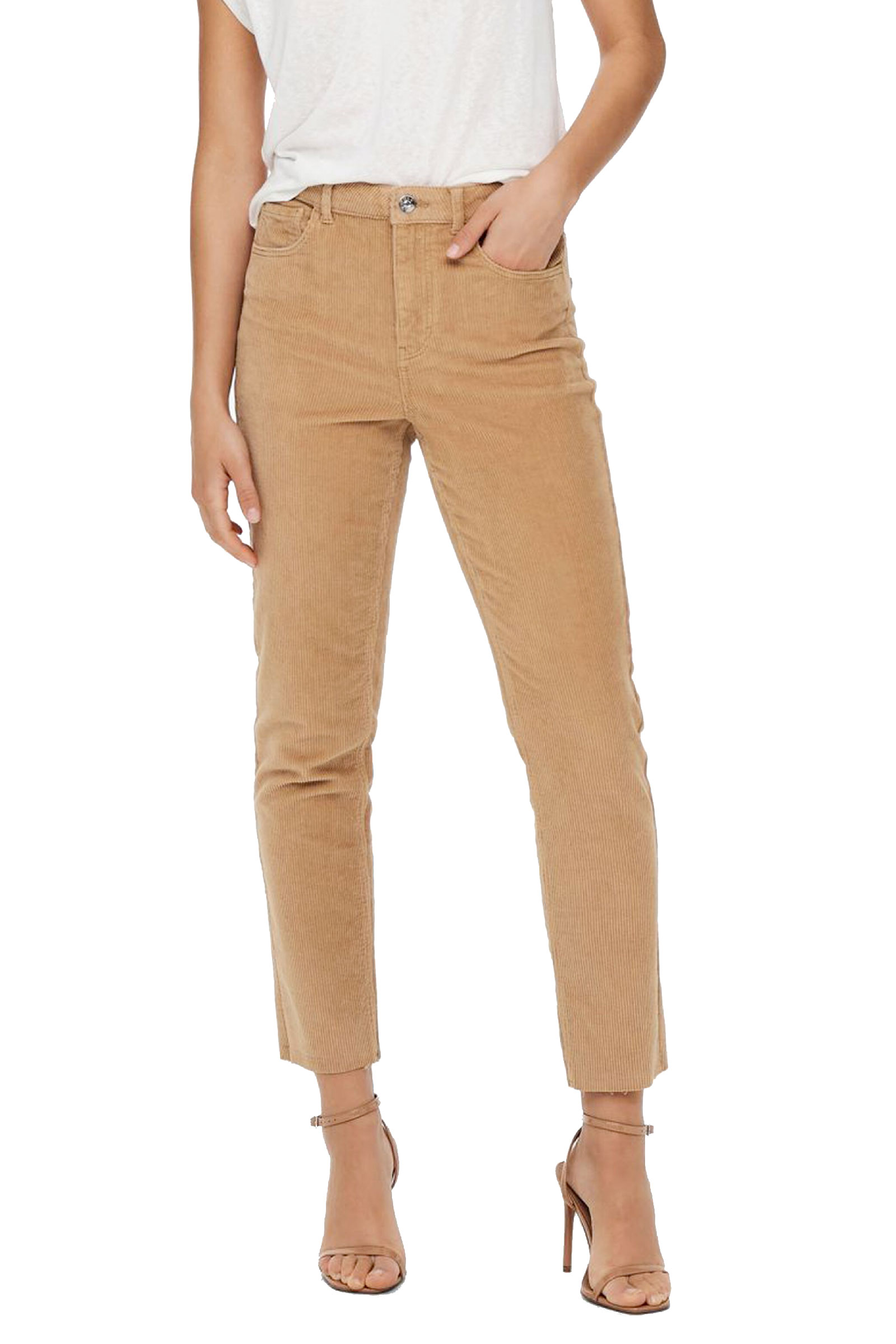 ONLY   Trousers   15195424Tannin