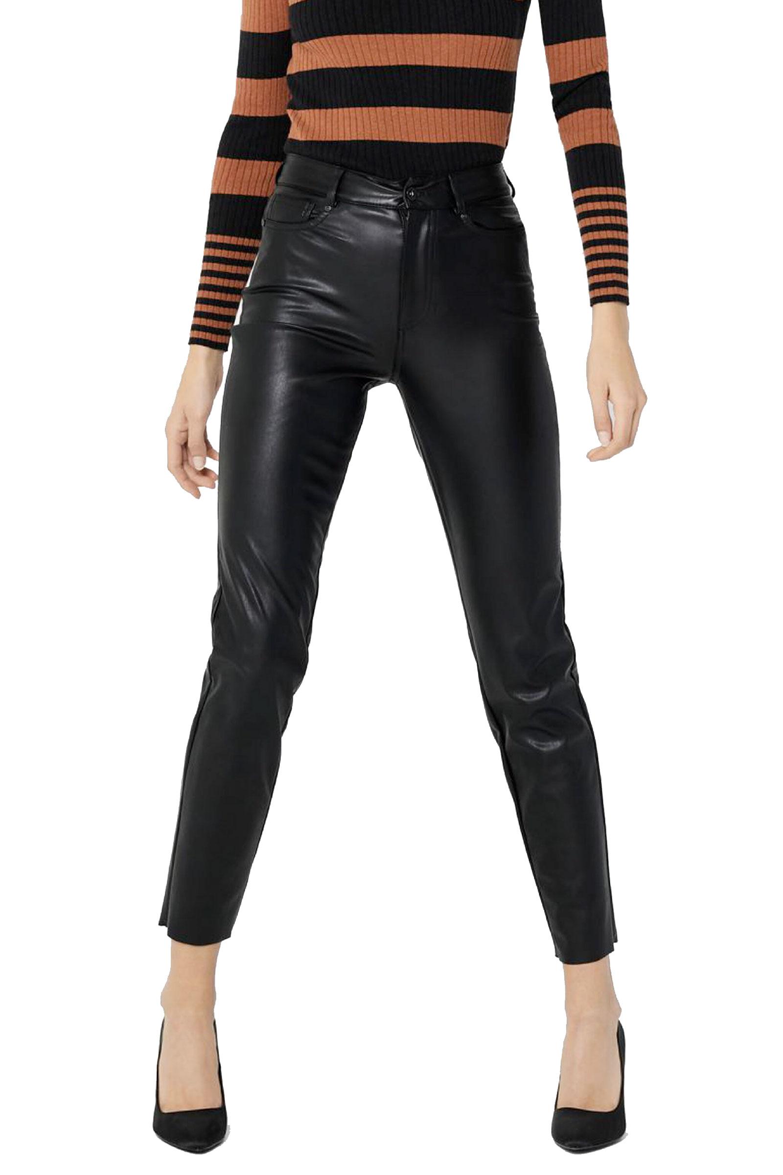 Pantalone Donna Modello EMILY ONLY | Pantalone | 15209293Black