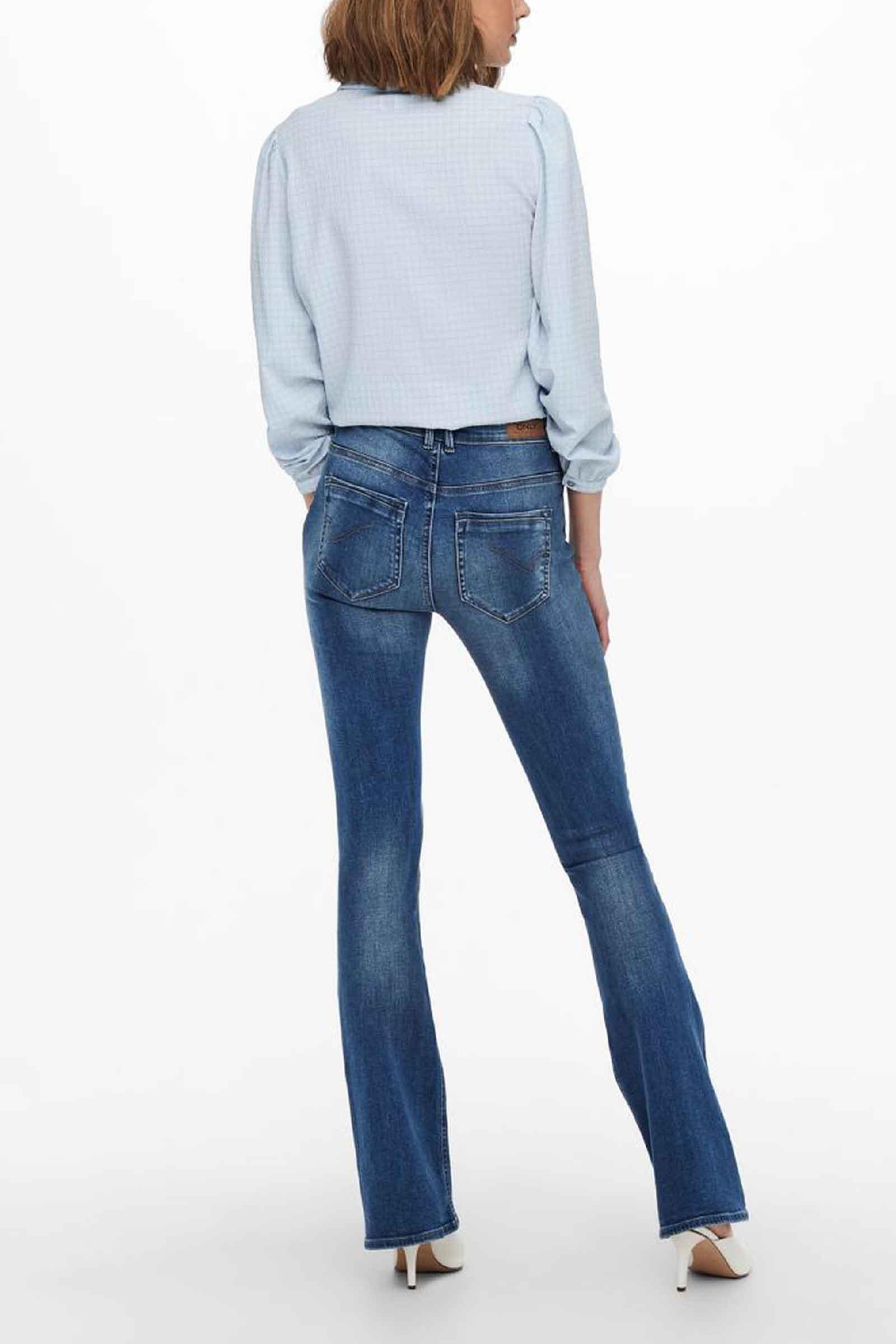 Jeans Donna Modello PAOLA ONLY   Jeans   15219219Medium Blue Denim