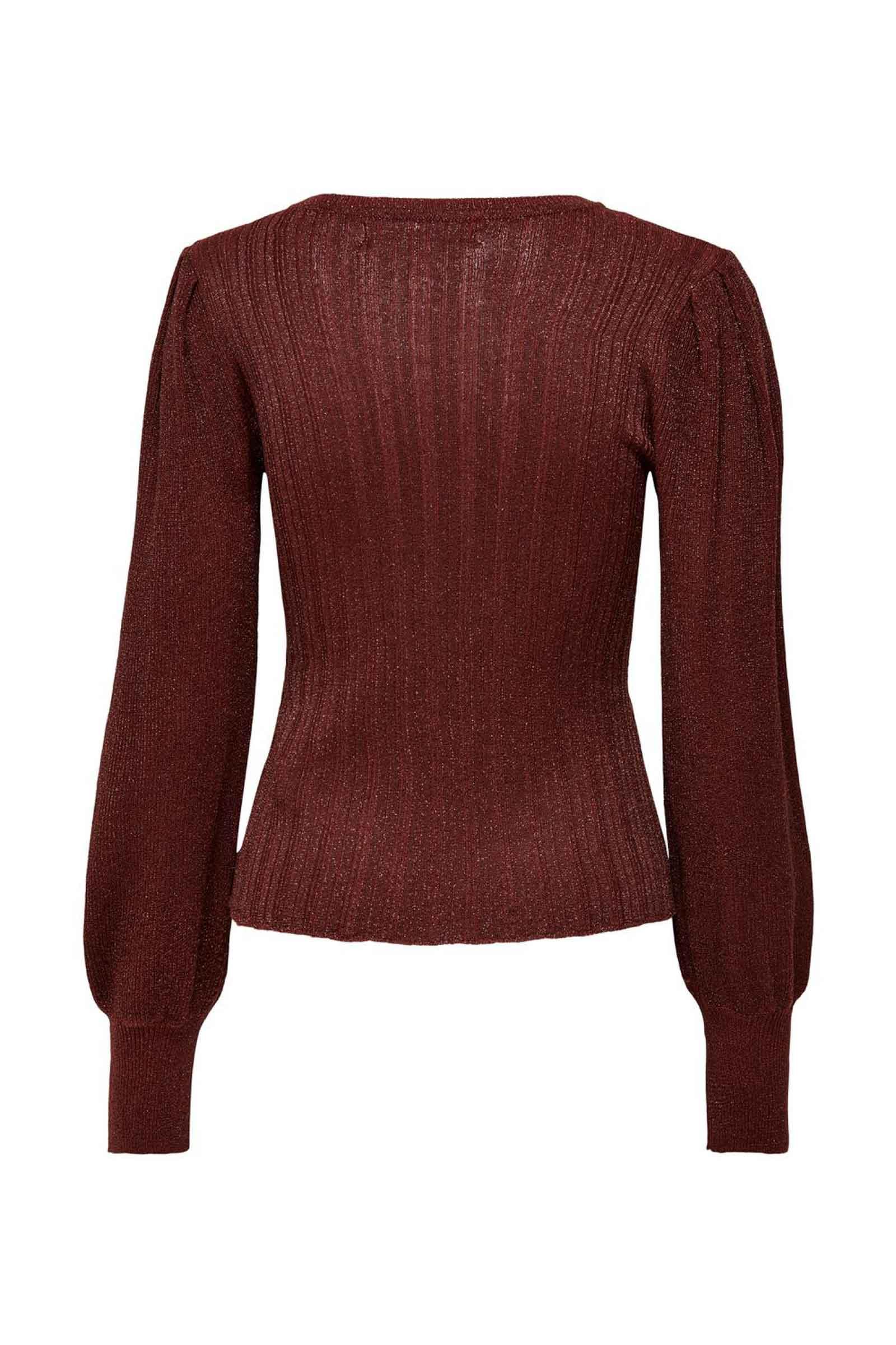 Women's Sweater ONLY | Mesh | 15231257BLACK GLITTER