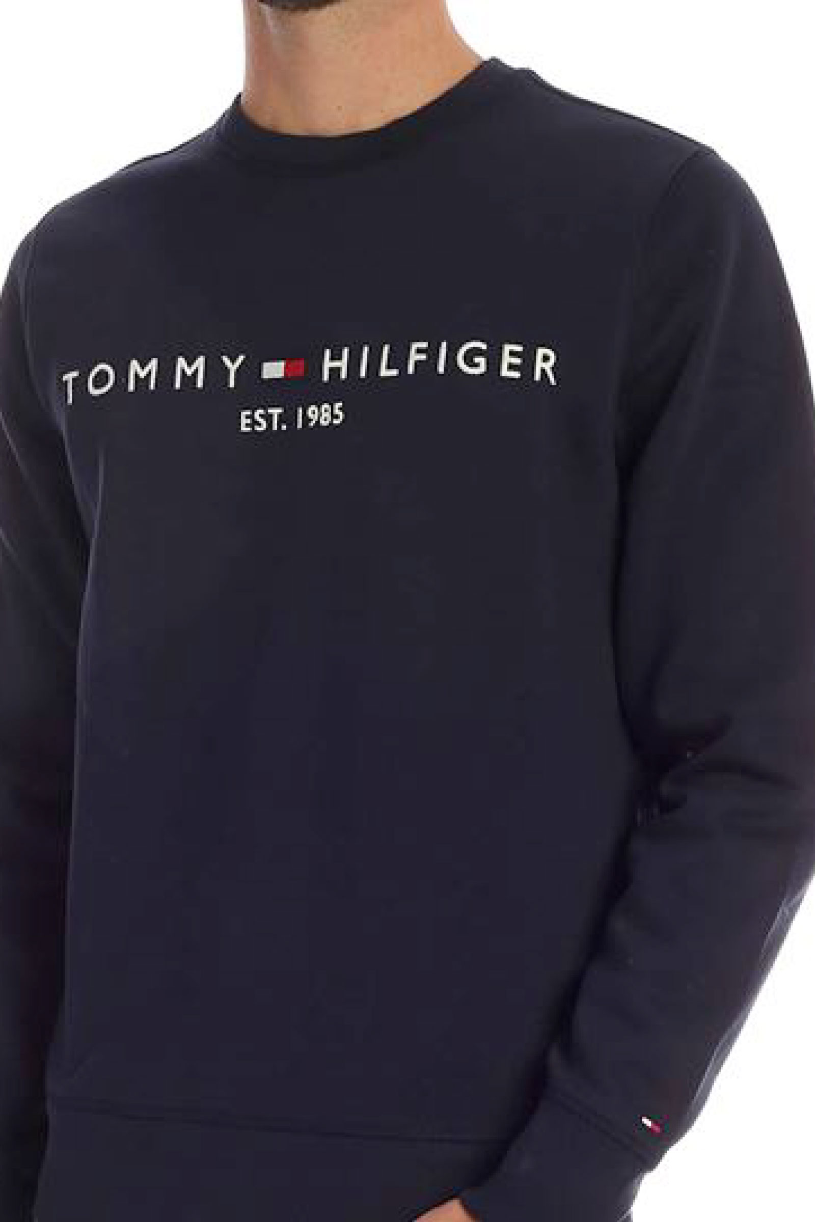 Felpa Uomo TOMMY HILFIGER   Felpa   MW0MW11596DW5