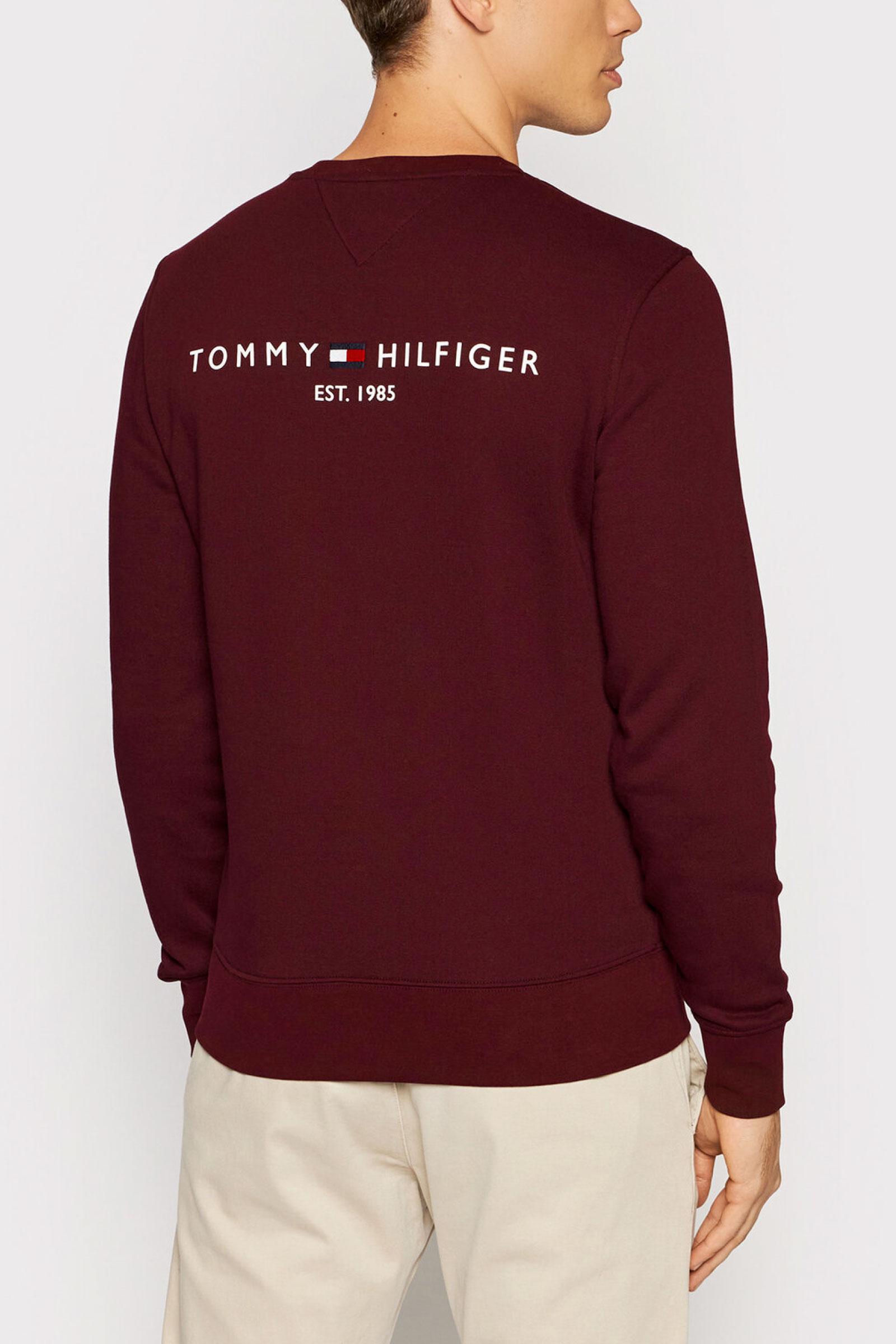 Felpa Uomo TOMMY HILFIGER | Felpa | MW0MW18714XIH