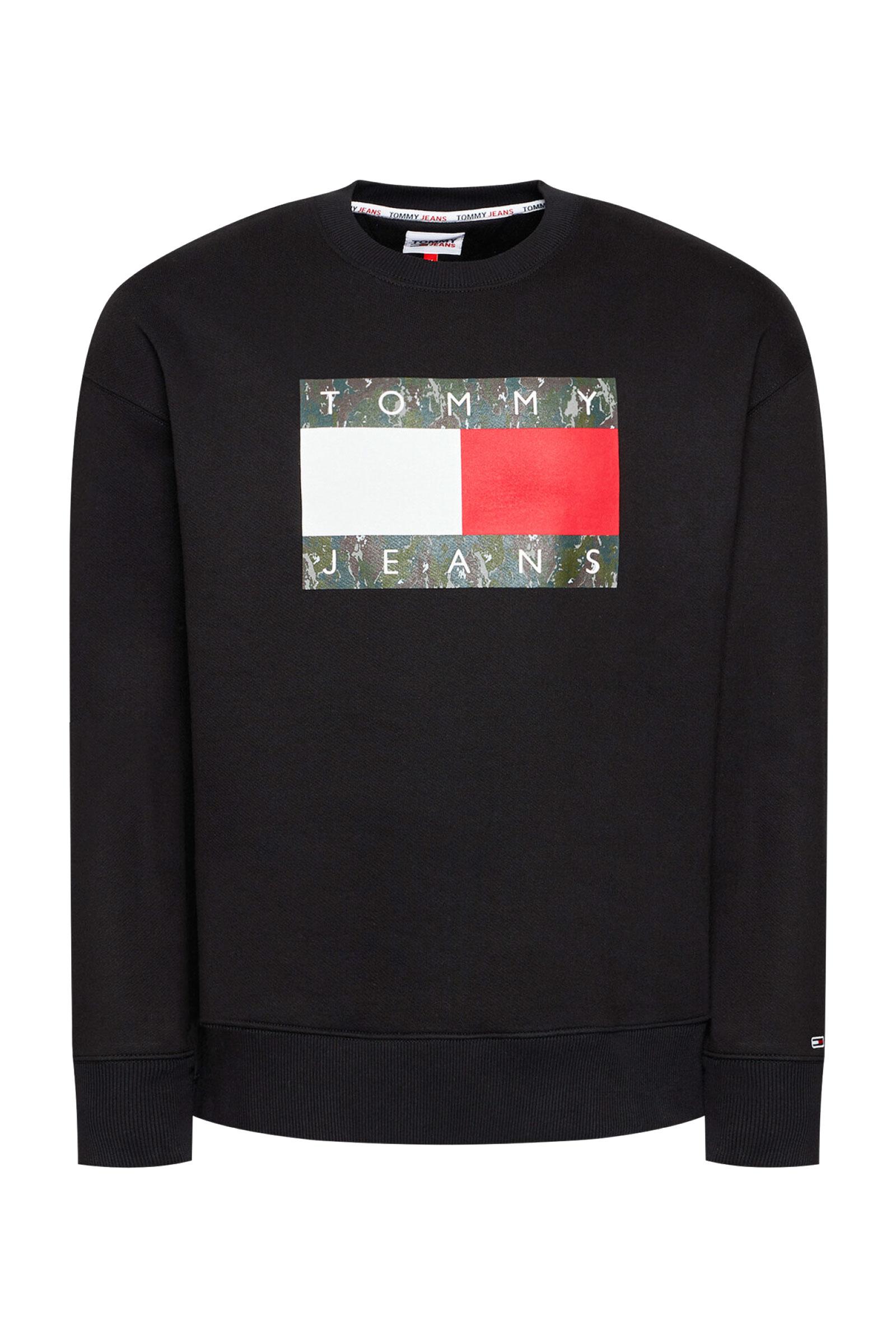 TOMMY JEANS   Sweatshirt   DM0DM11008BDS