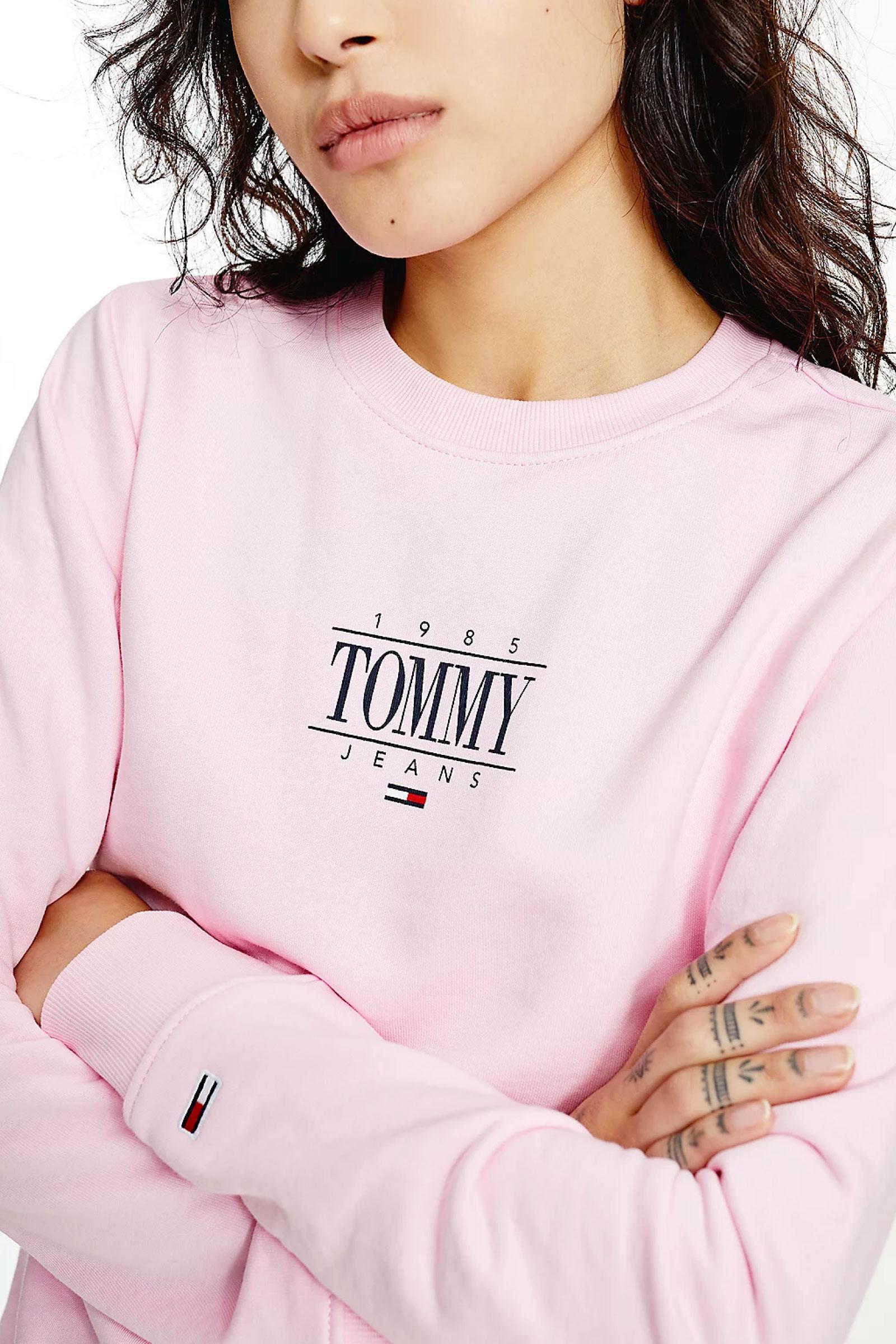 Felpa Donna TOMMY JEANS | Felpa | DW0DW11046TOJ