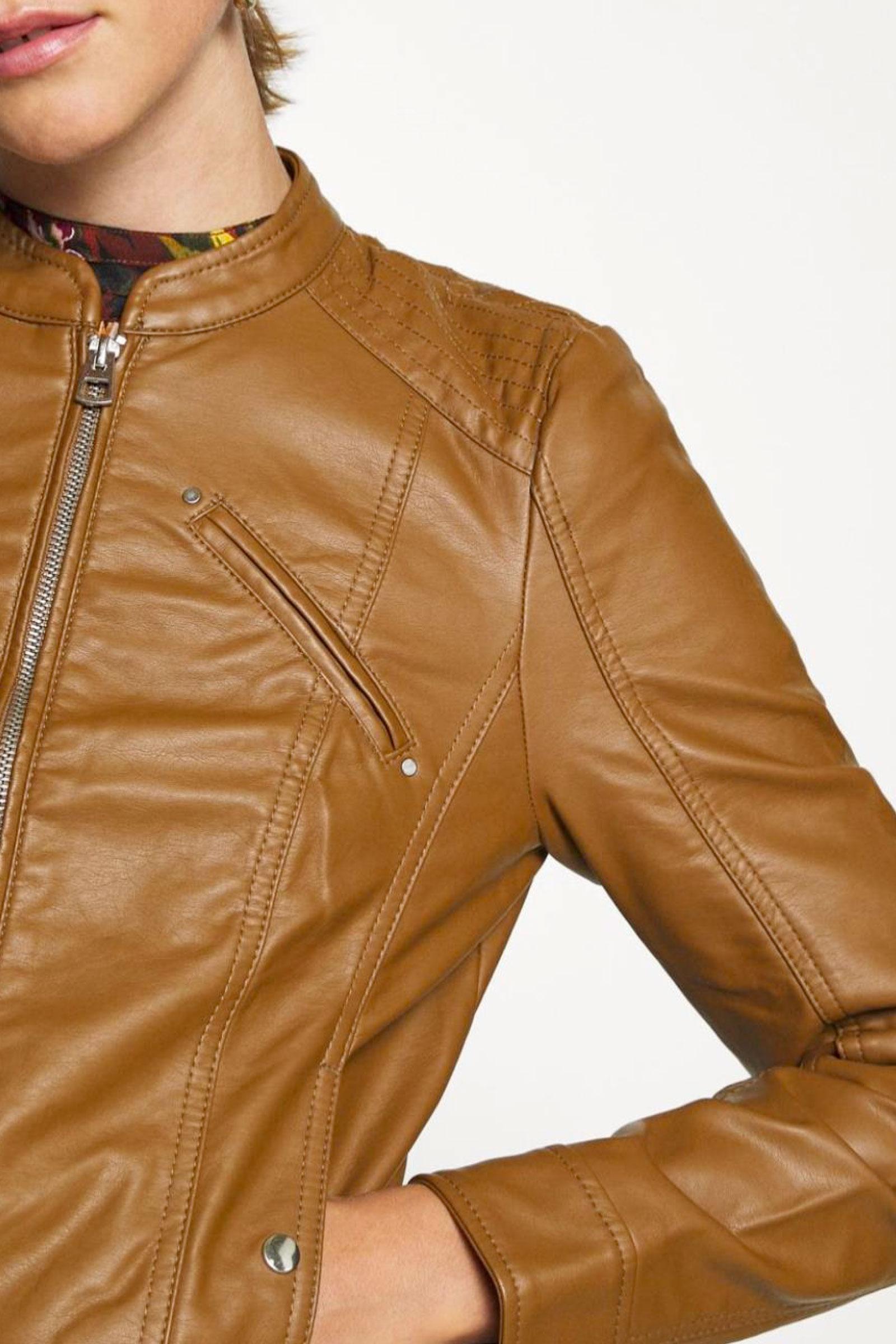 VERO MODA   Jacket   10230873Cognac