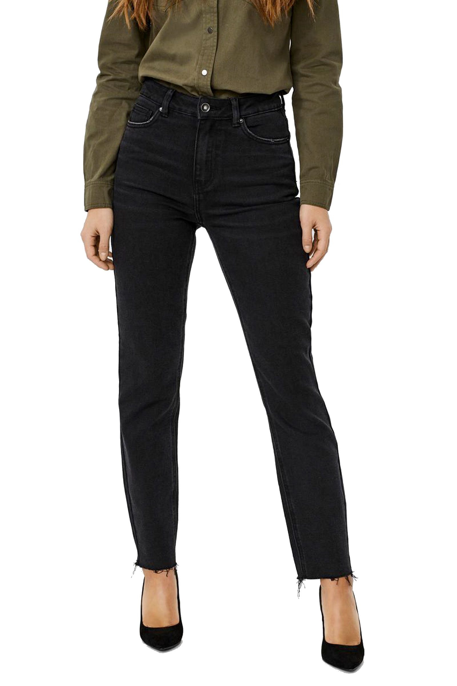 Jeans Donna VERO MODA   Jeans   10247008Black Denim